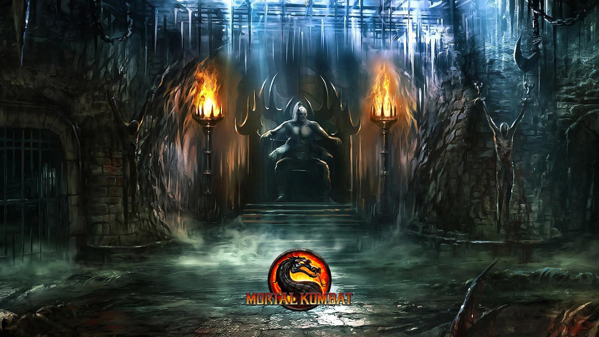 Mortal Kombat Wallpaper in 1920x1080