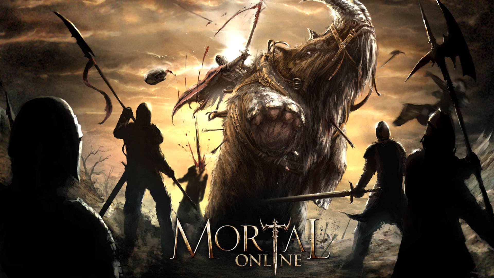 Free Mortal Online Wallpaper in 1920x1080