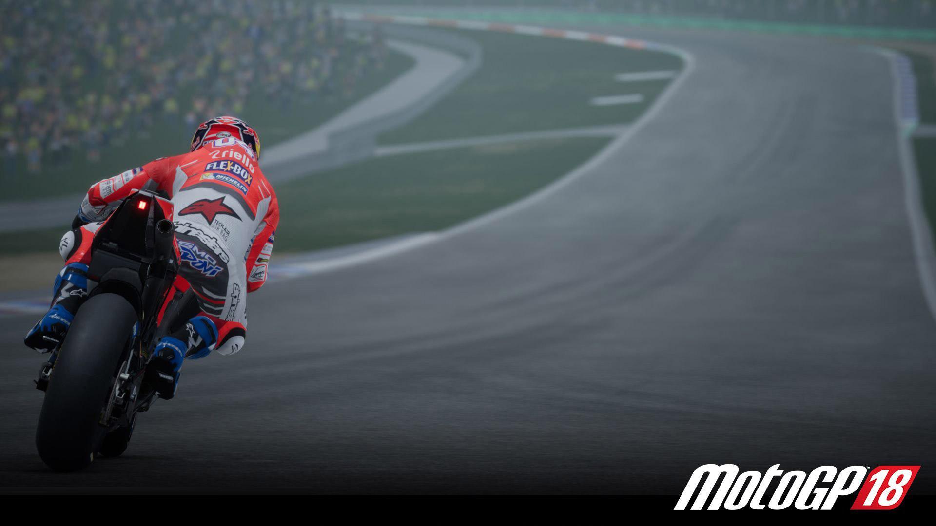 MotoGP 18 Wallpaper in 1920x1080