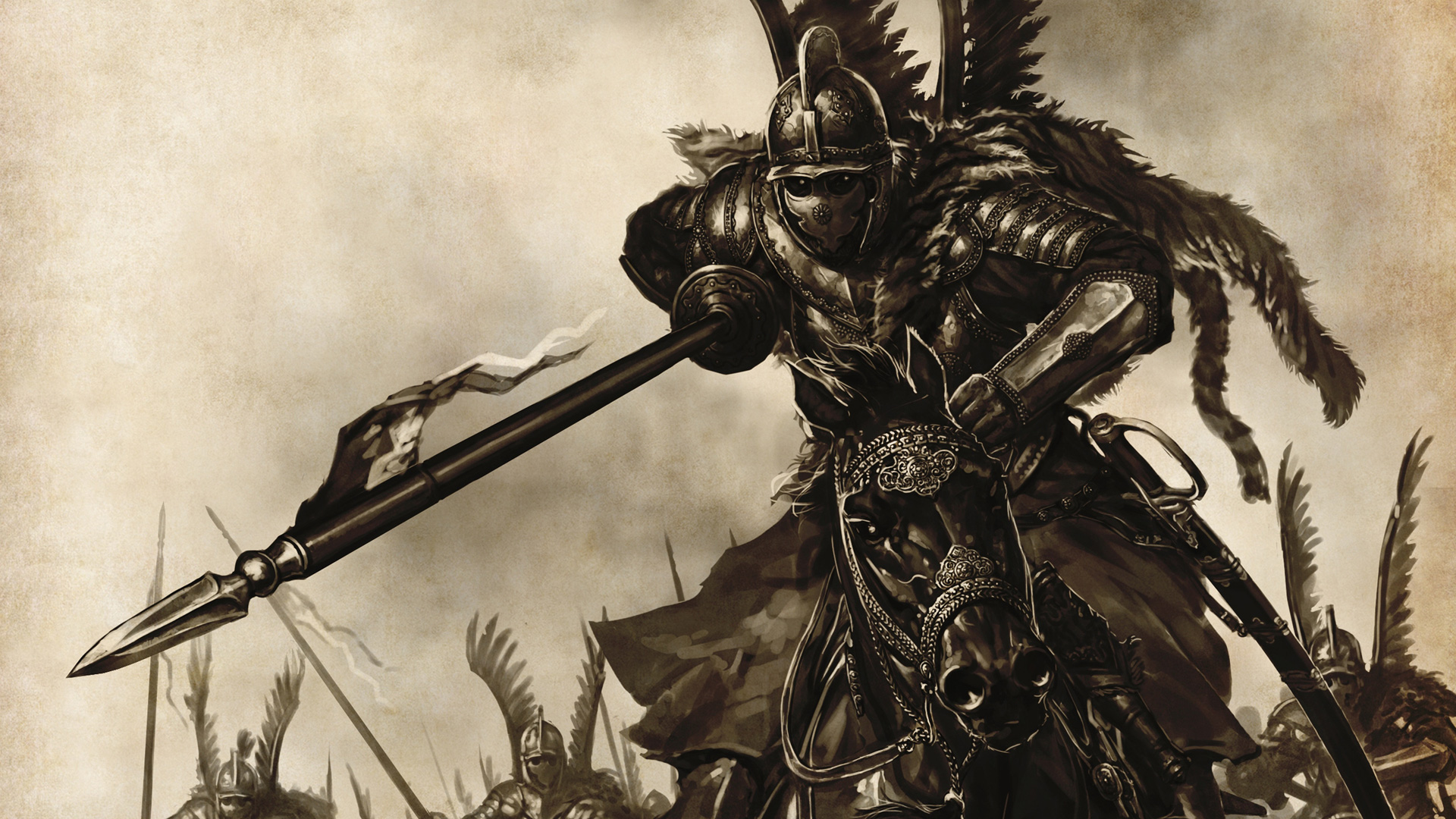 Free Mount&Blade: With Fire & Sword Wallpaper in 1920x1080