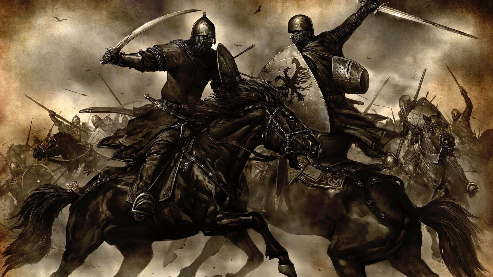Free Mount & Blade Wallpaper in 1920x1080