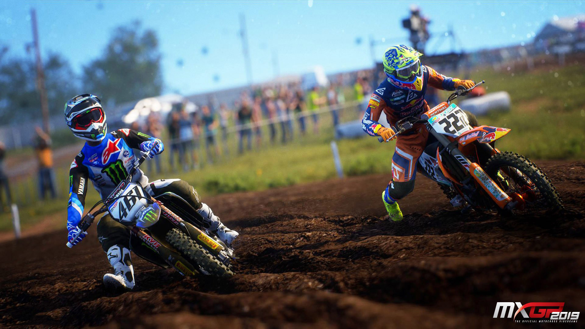 Free MXGP 2019 Wallpaper in 1920x1080