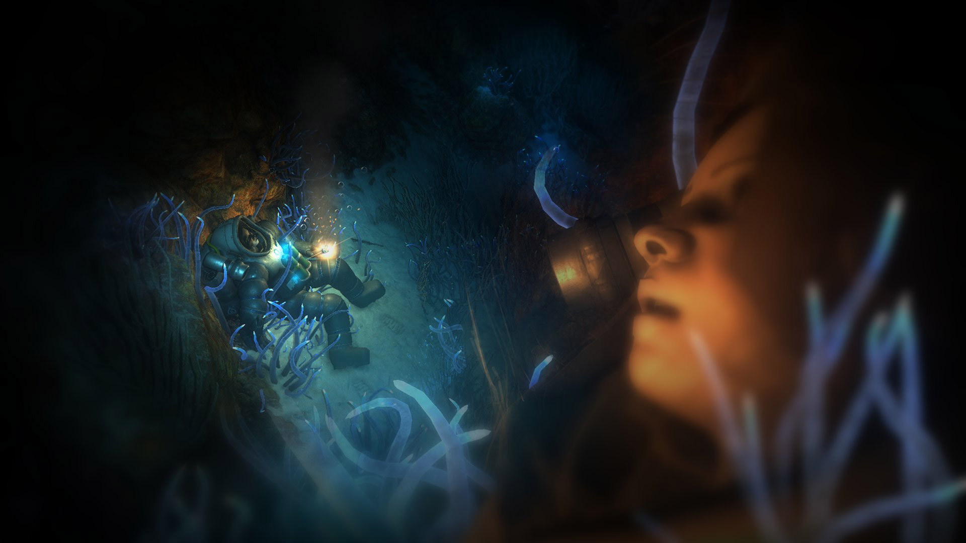 Narcosis Wallpaper in 1920x1080