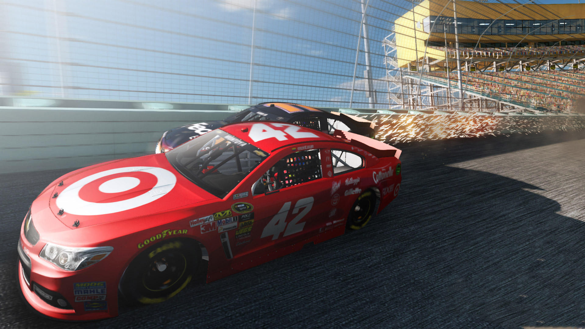 NASCAR The Game: 2013 Wallpaper in 1920x1080