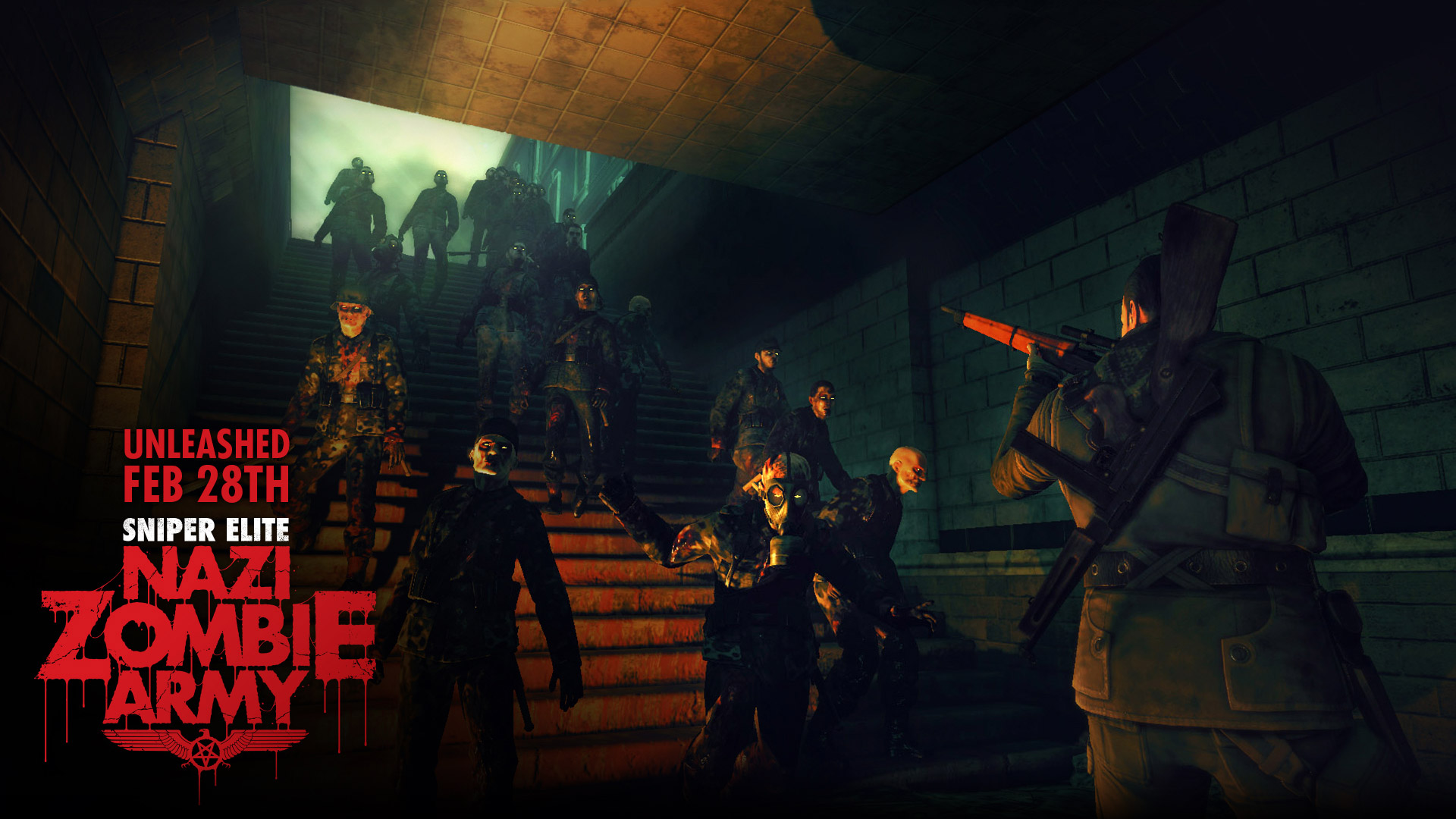 Free Sniper Elite: Nazi Zombie Army Wallpaper in 1920x1080