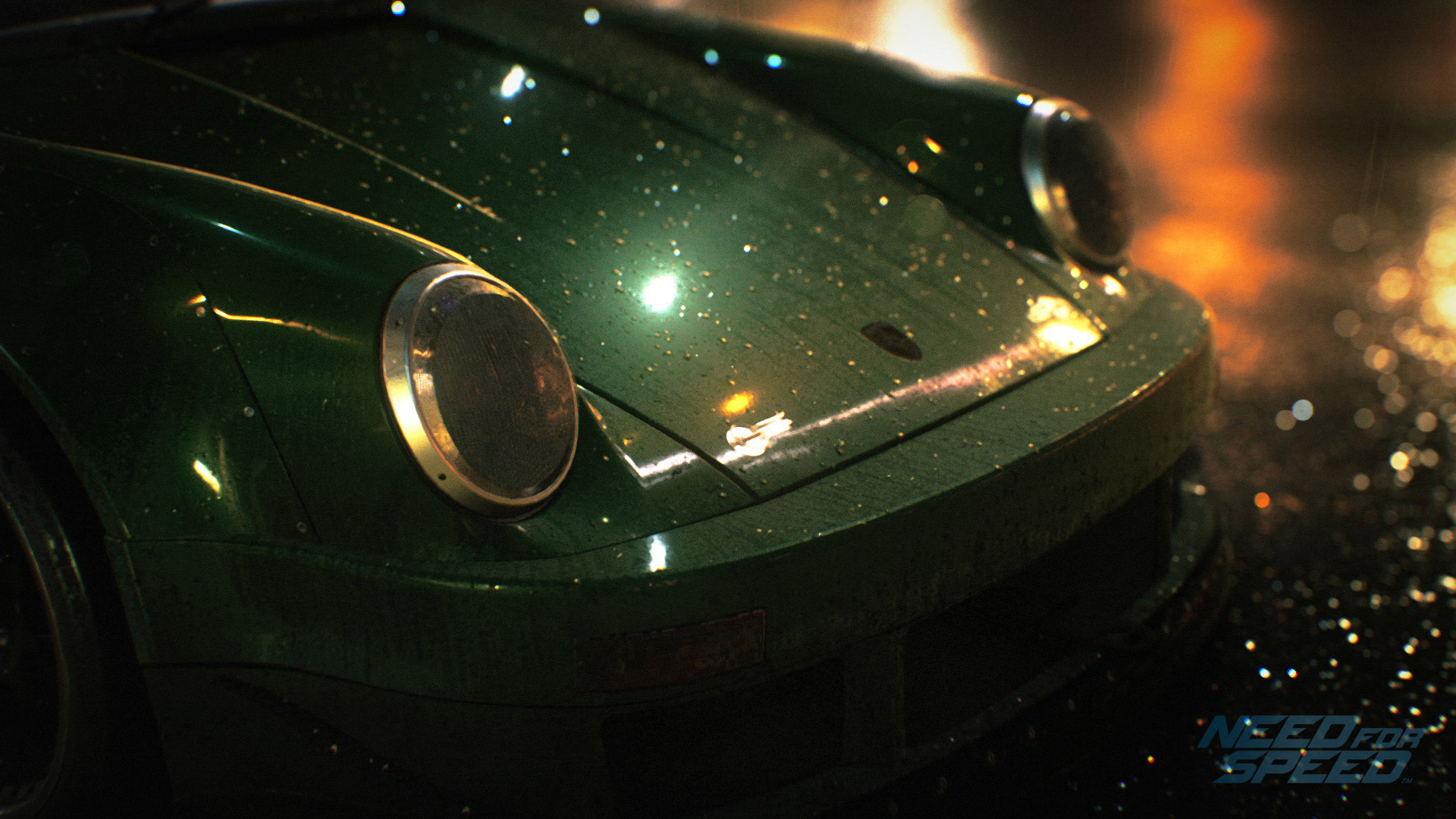 Need for Speed Wallpaper in 1920x1080