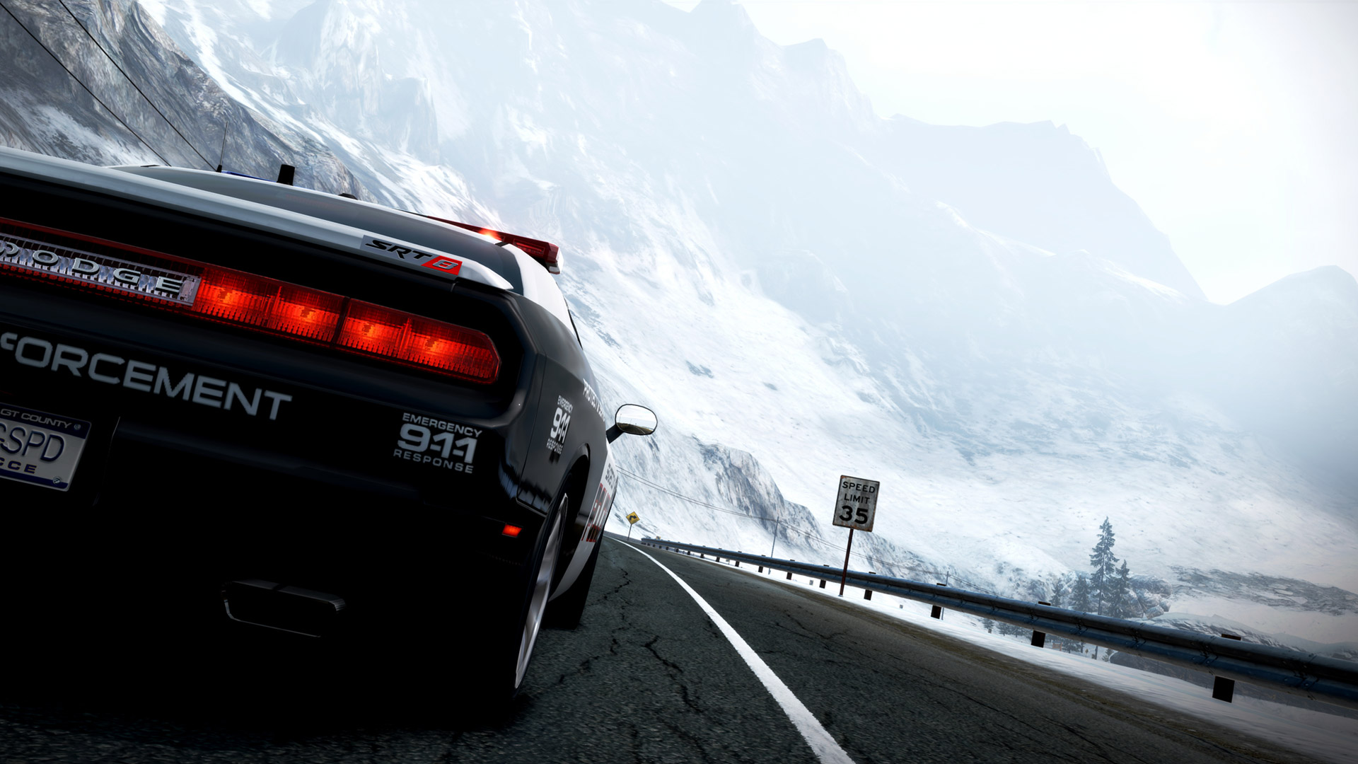 Need for Speed: Hot Pursuit Wallpaper in 1920x1080