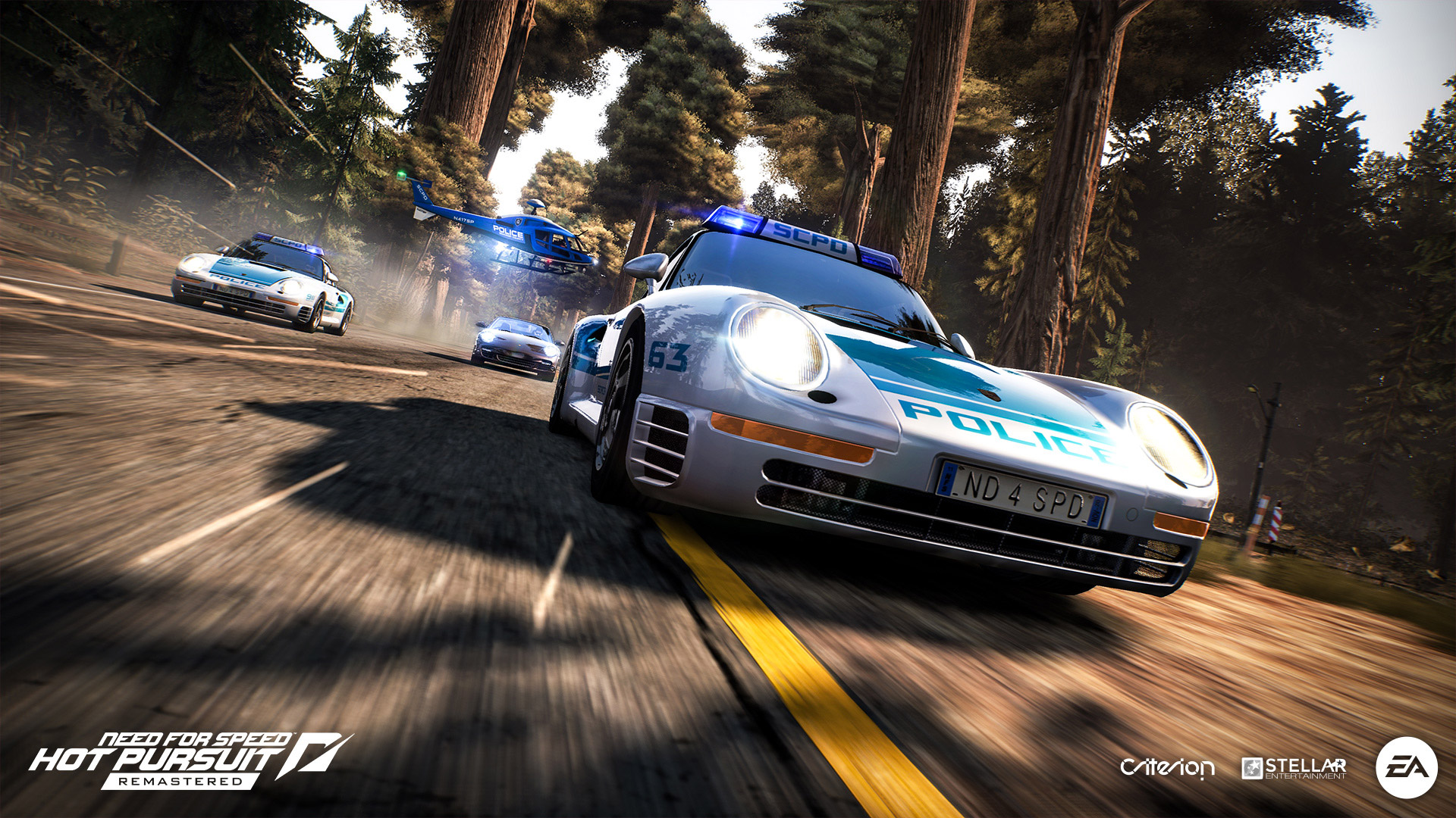 Free Need for Speed: Hot Pursuit Wallpaper in 1920x1080