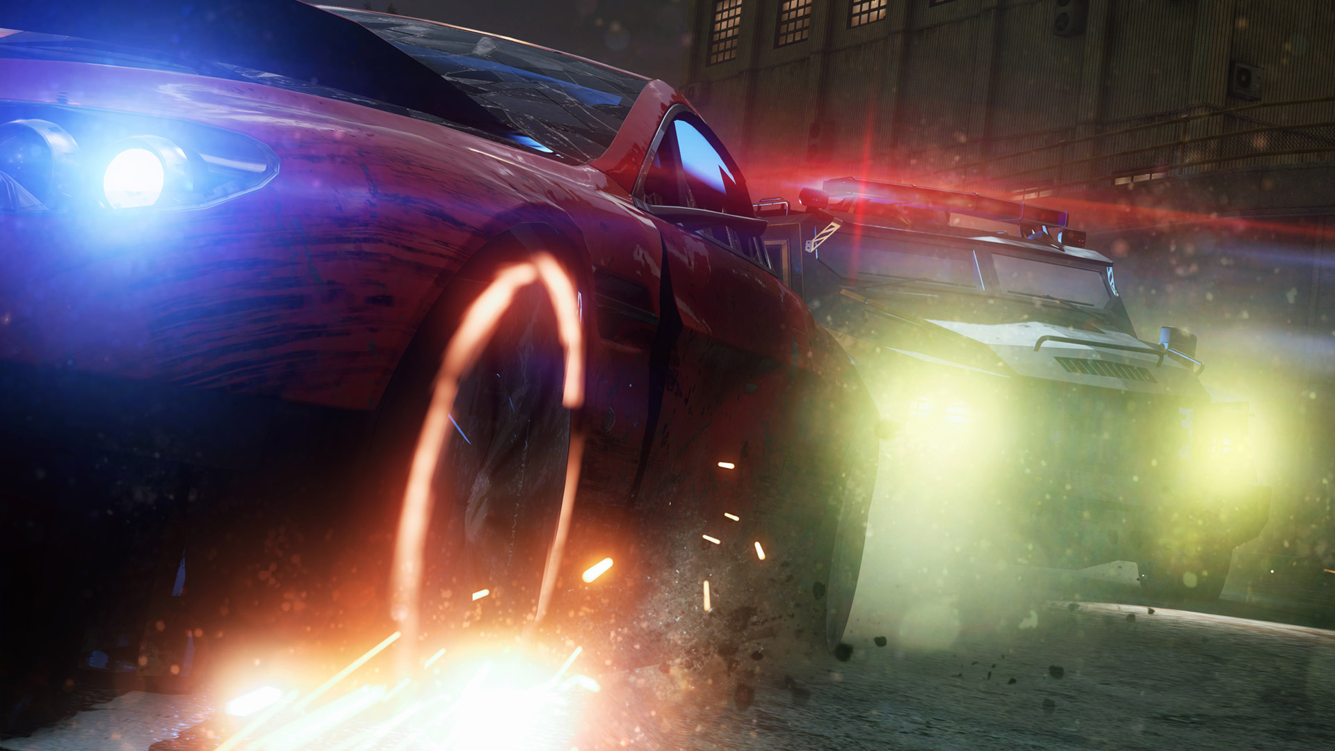 Need for Speed: Most Wanted (2012) Wallpaper in 1920x1080