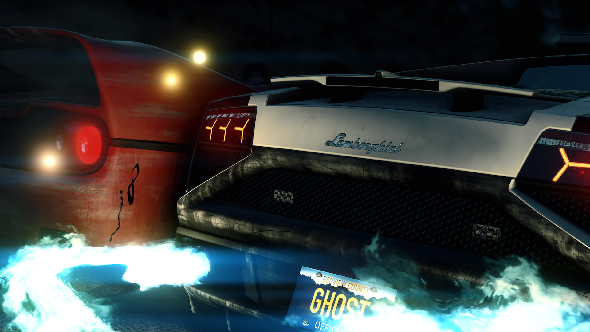 Free Need for Speed: Rivals Wallpaper in 1920x1080