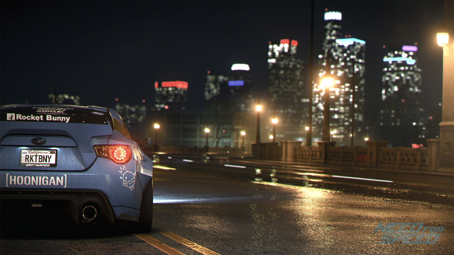 Free Need for Speed Wallpaper in 1920x1080