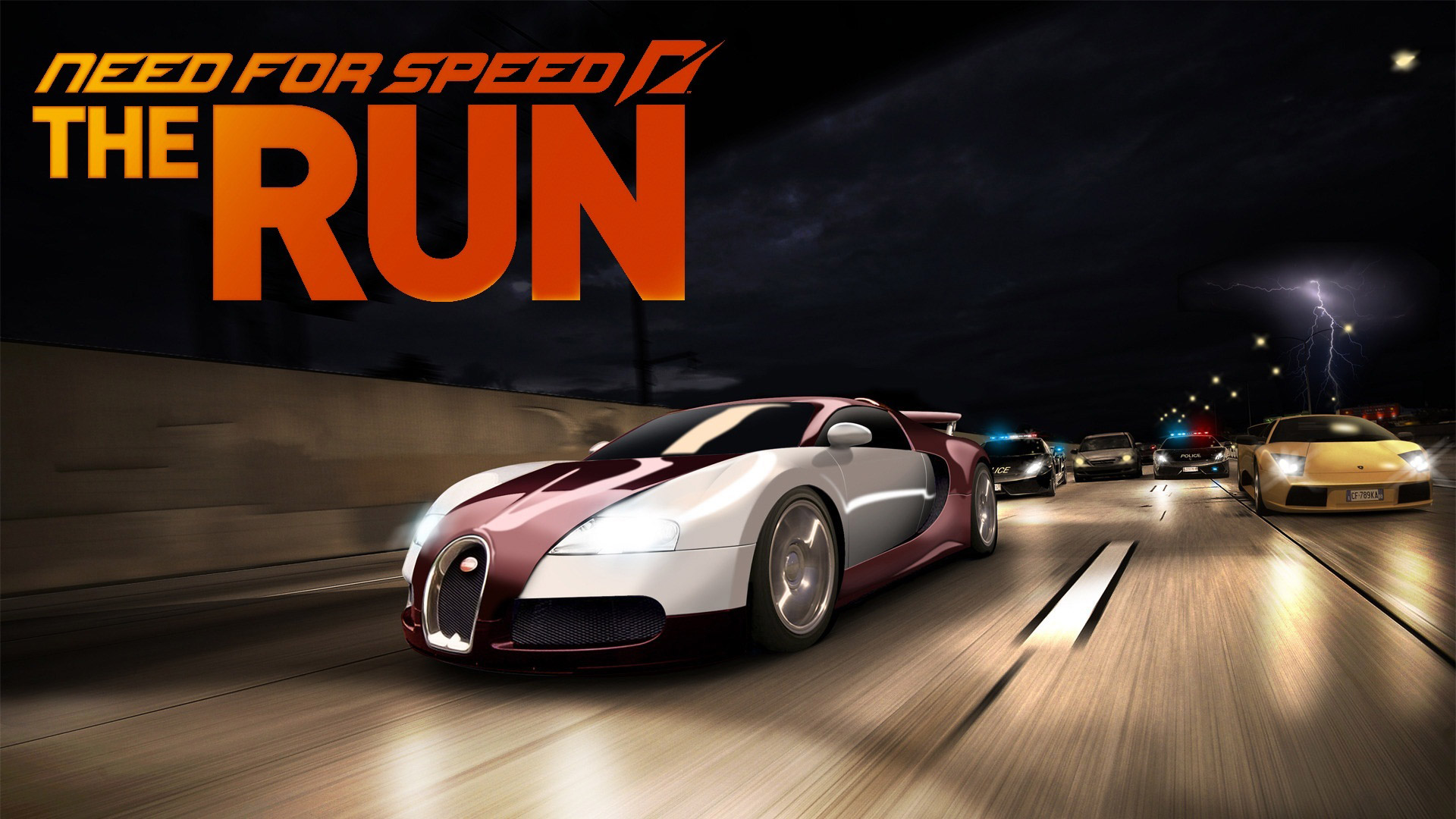 Free Need for Speed: The Run Wallpaper in 1920x1080