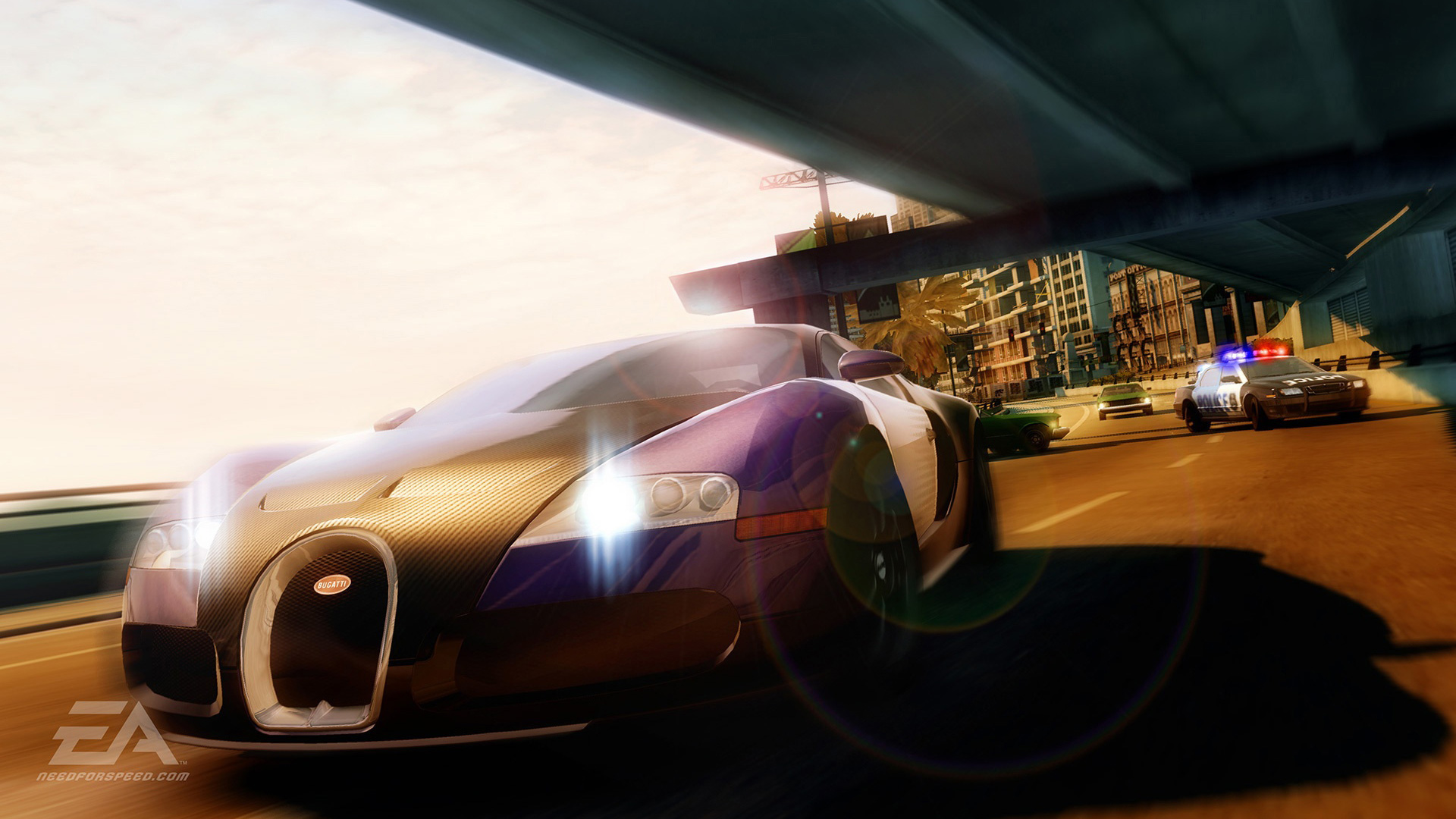Need for Speed: The Run Wallpaper in 1920x1080