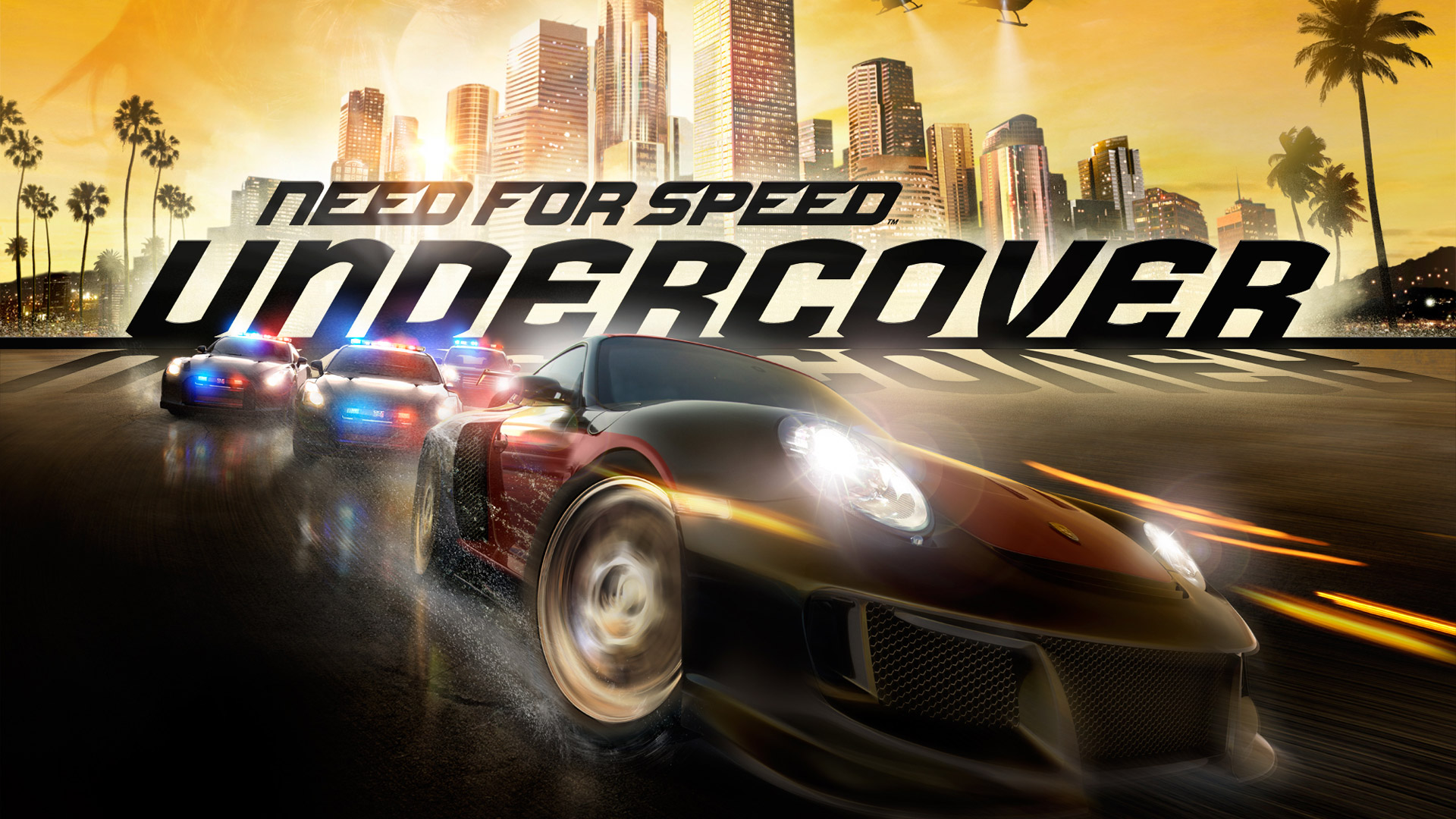 Need for Speed: Undercover Wallpaper in 1920x1080