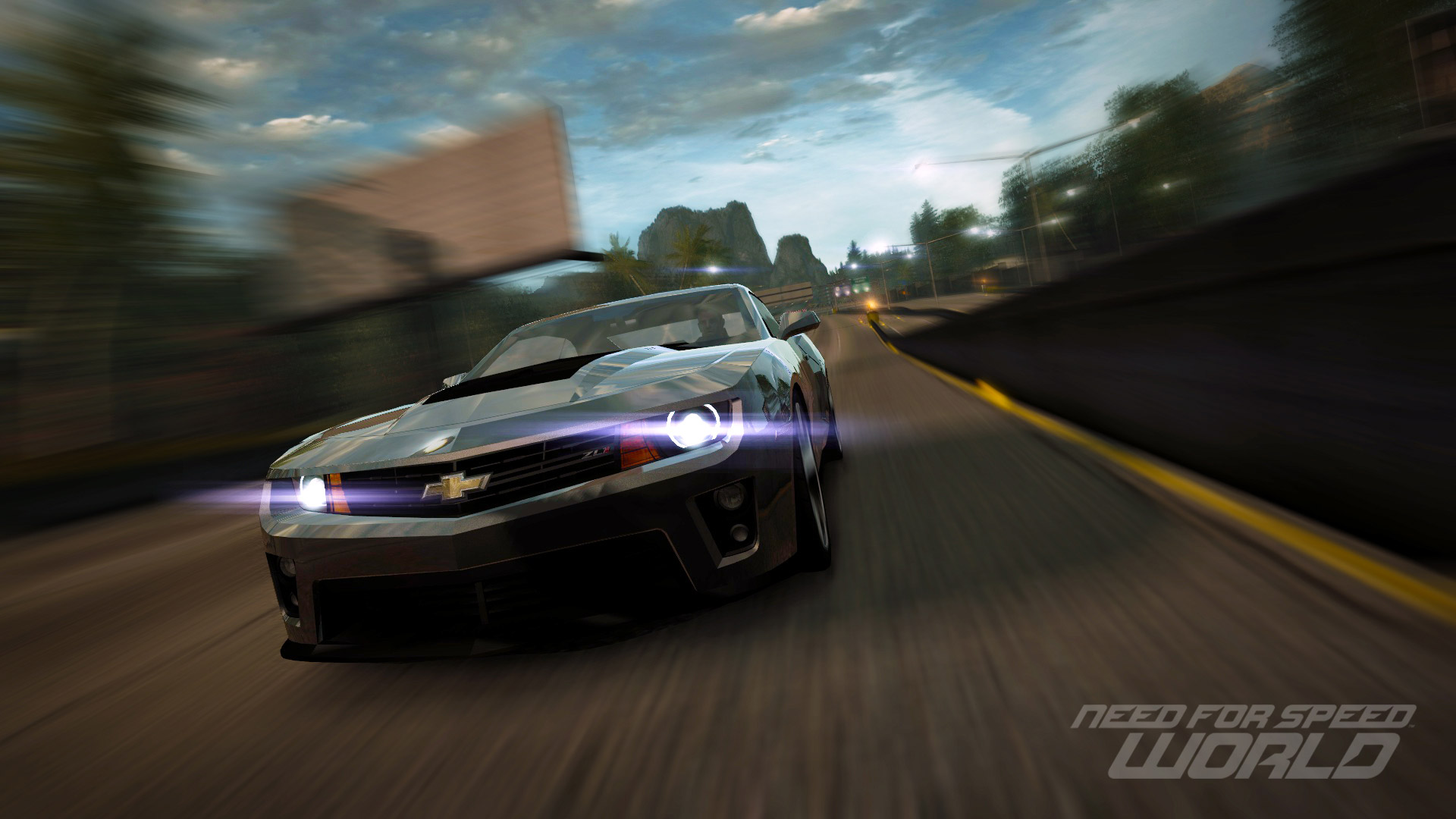 Free Need for Speed: World Wallpaper in 1920x1080
