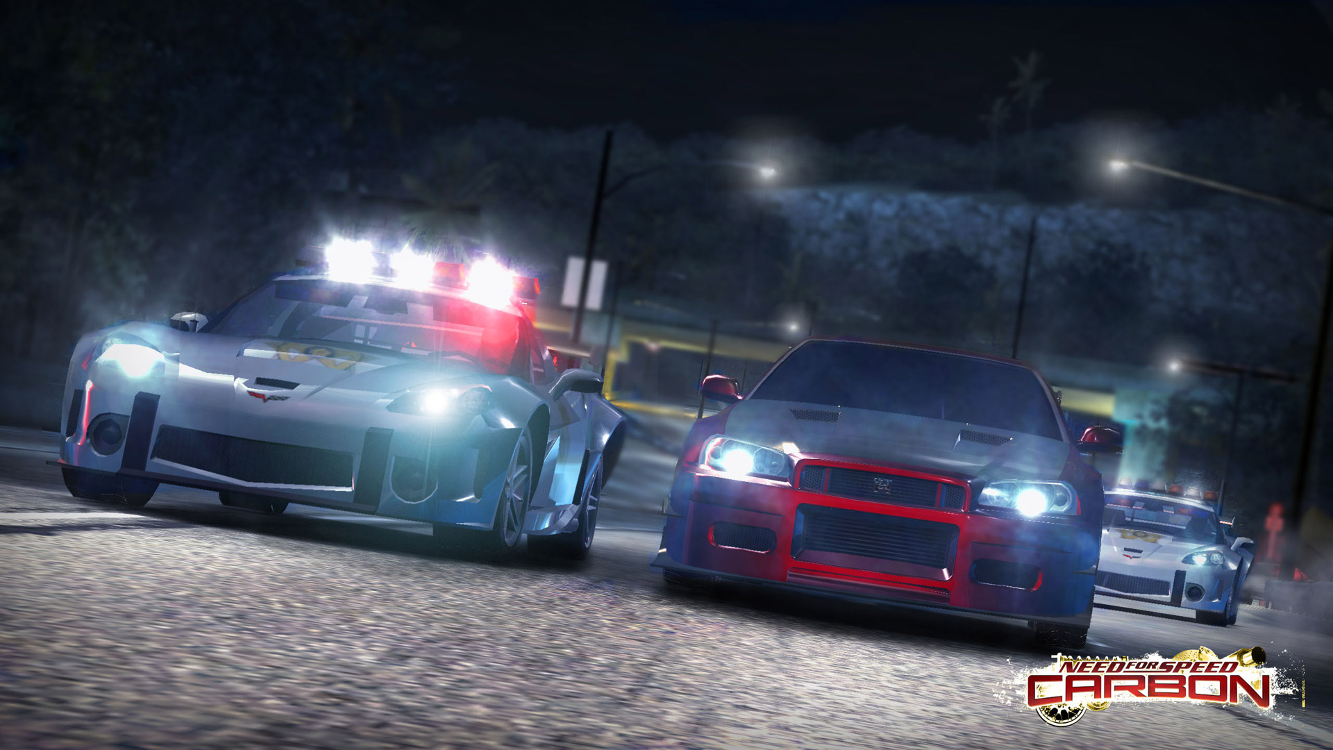 Free Need For Speed: Carbon Wallpaper in 1920x1080