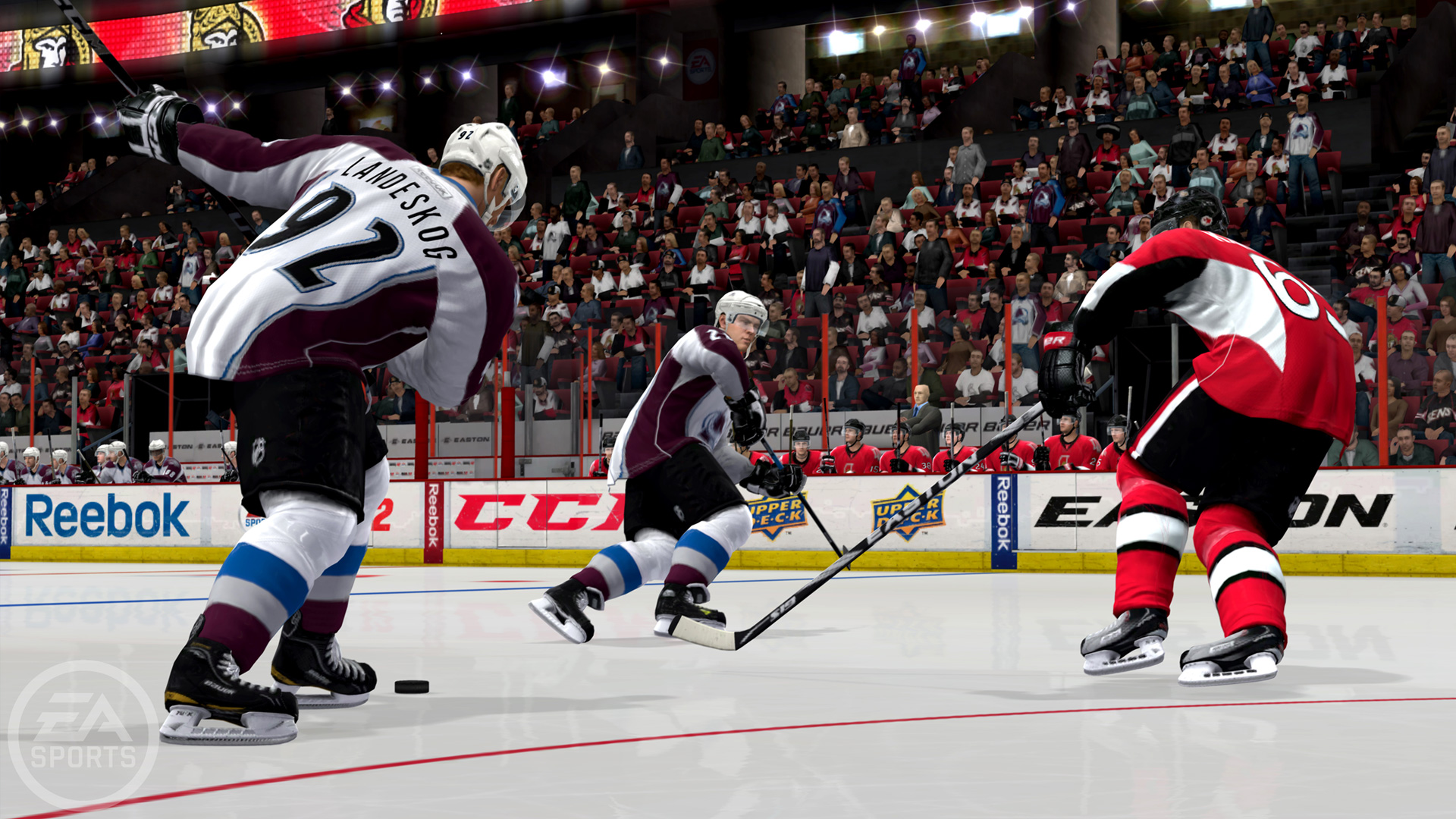 NHL 12 Wallpaper in 1920x1080
