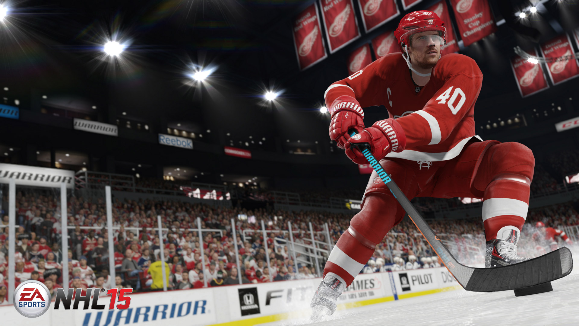 NHL 15 Wallpaper in 1920x1080