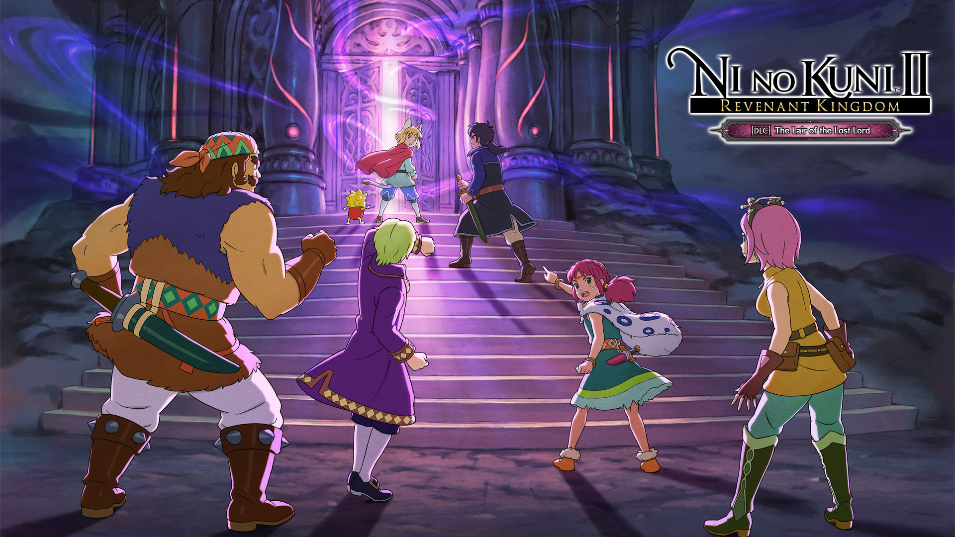 Free Ni No Kuni II: Revenant Kingdom Wallpaper in 1920x1080