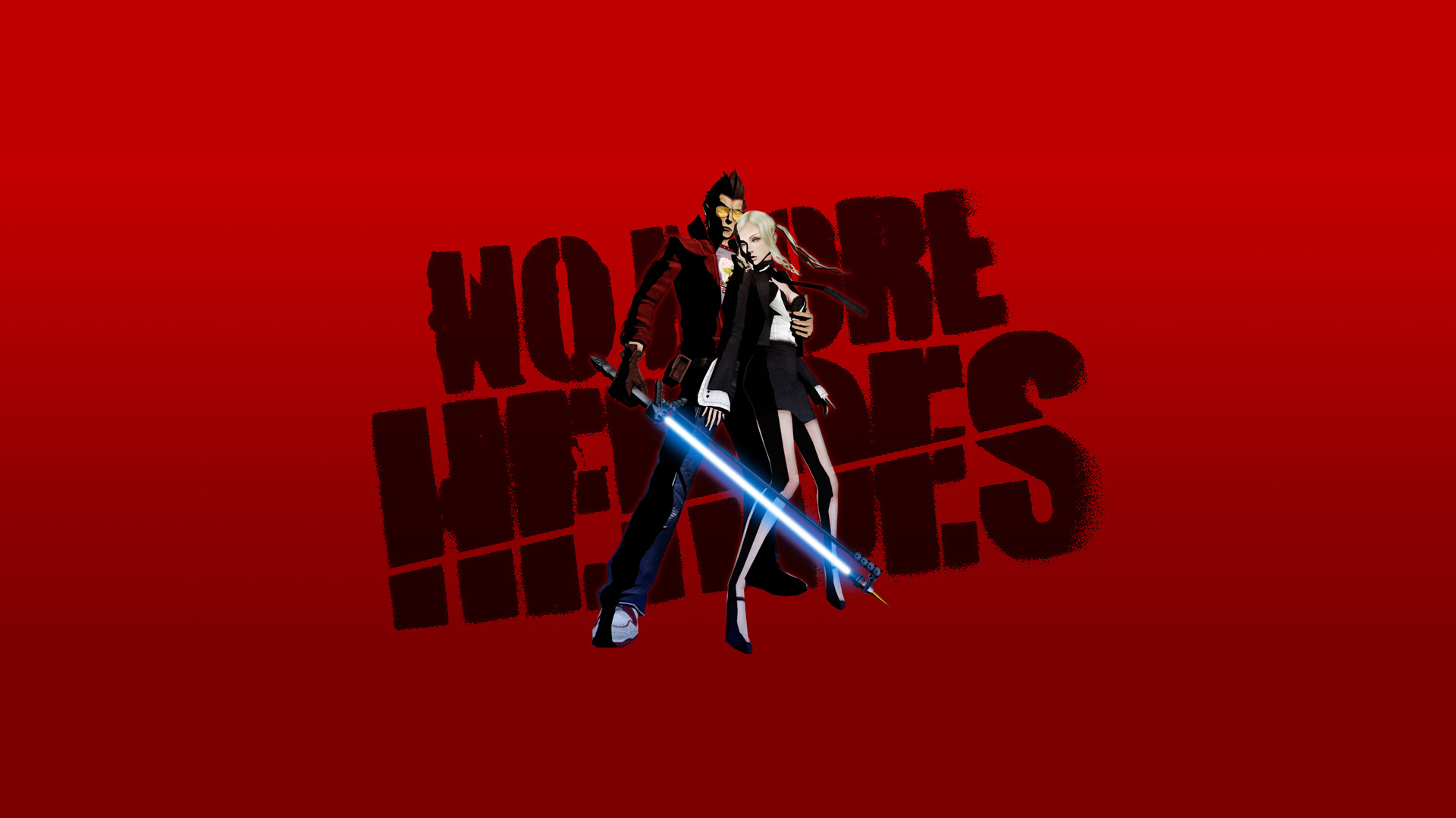 Free No More Heroes Wallpaper in 1920x1080