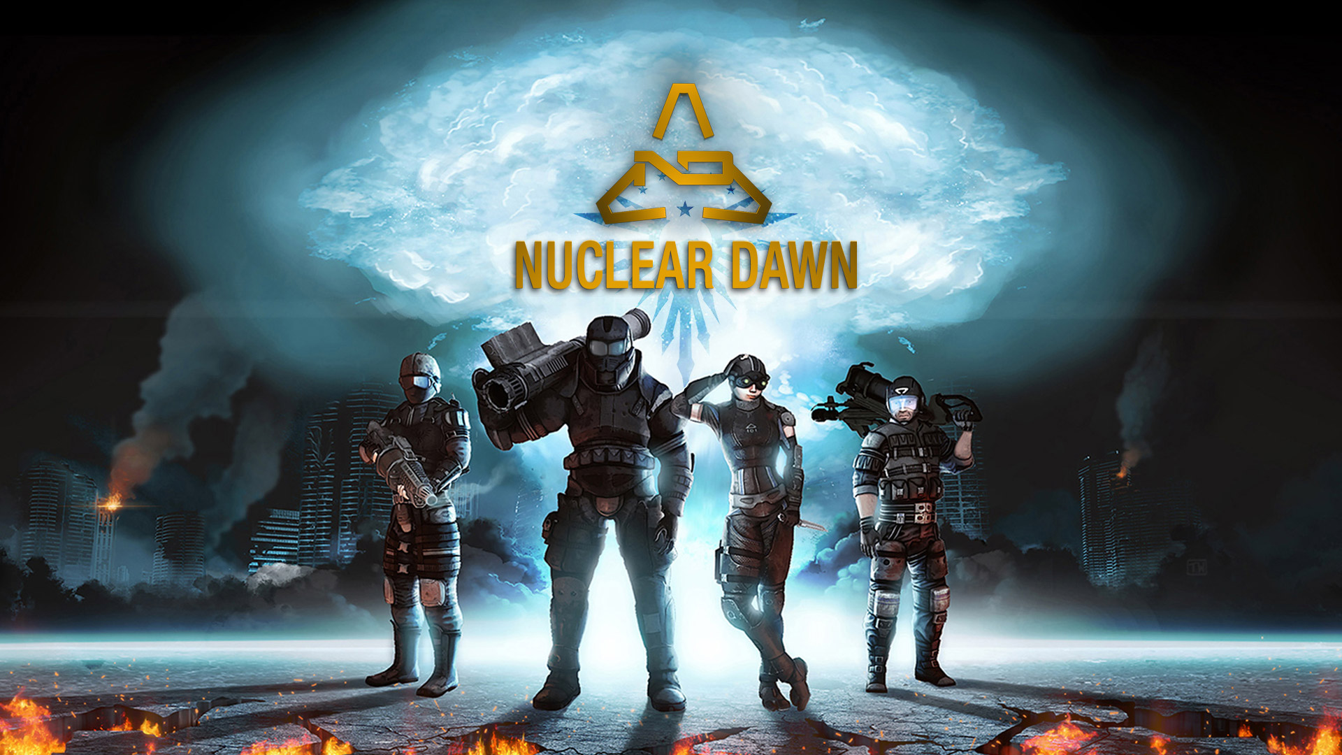 Free Nuclear Dawn Wallpaper in 1920x1080