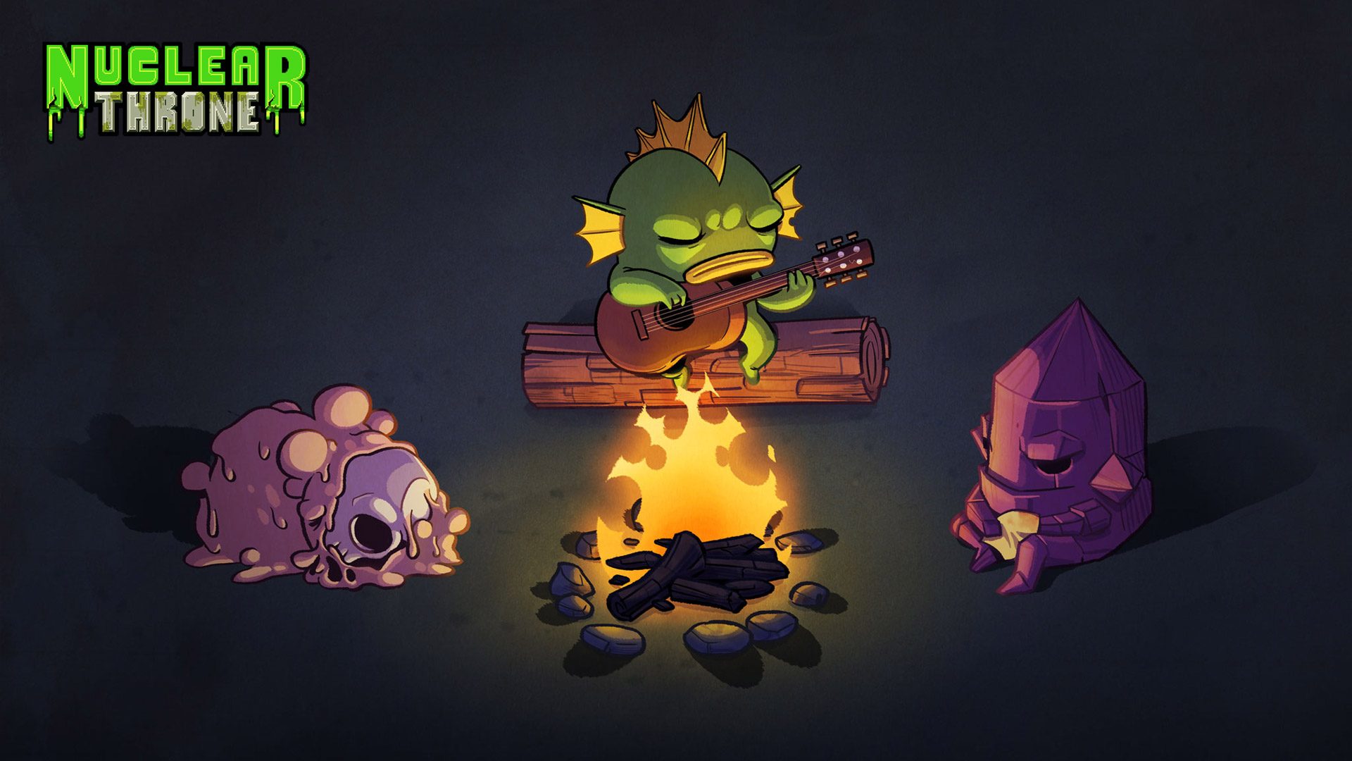 Free Nuclear Throne Wallpaper in 1920x1080