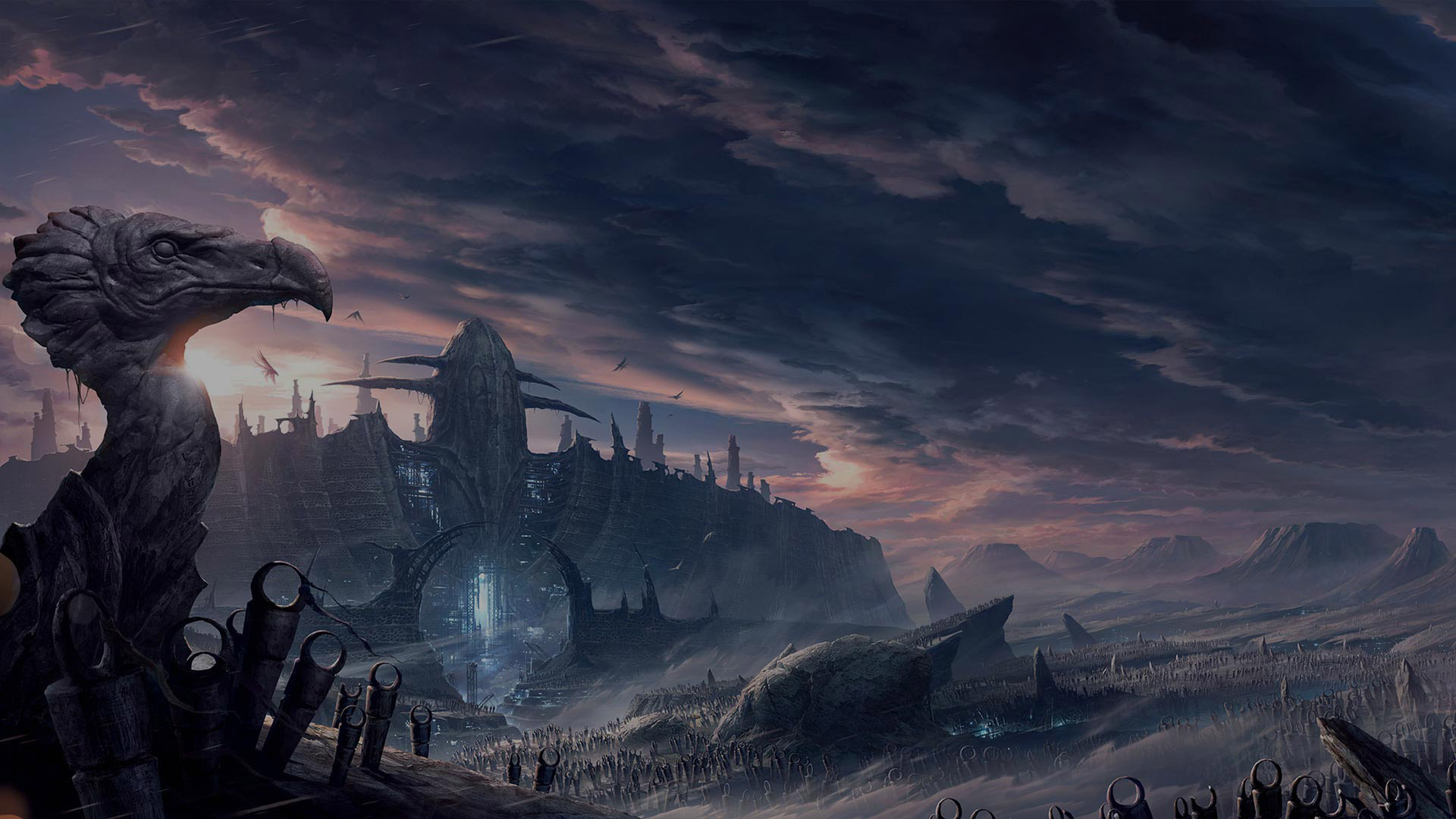 Oddworld: Soulstorm Wallpaper in 1920x1080