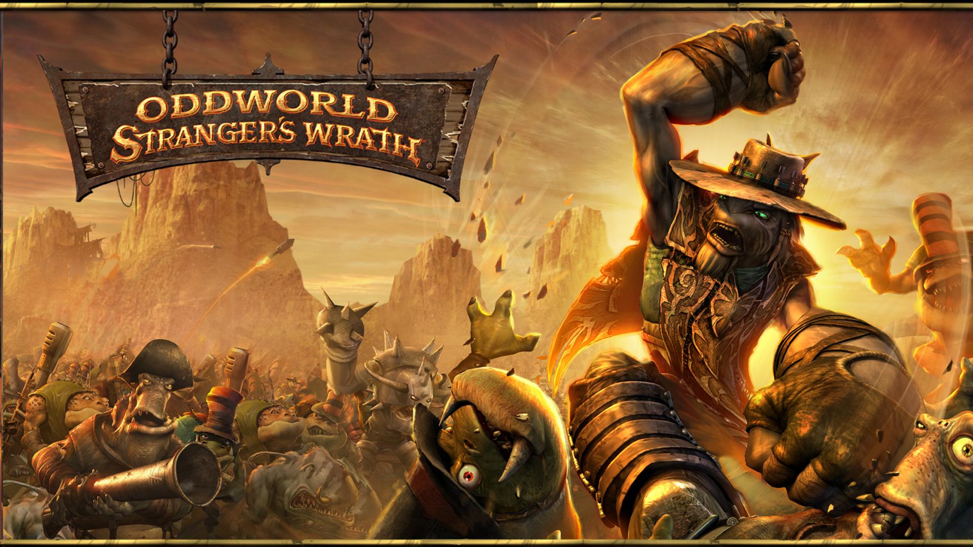 Oddworld: Stranger's Wrath Wallpaper in 1920x1080