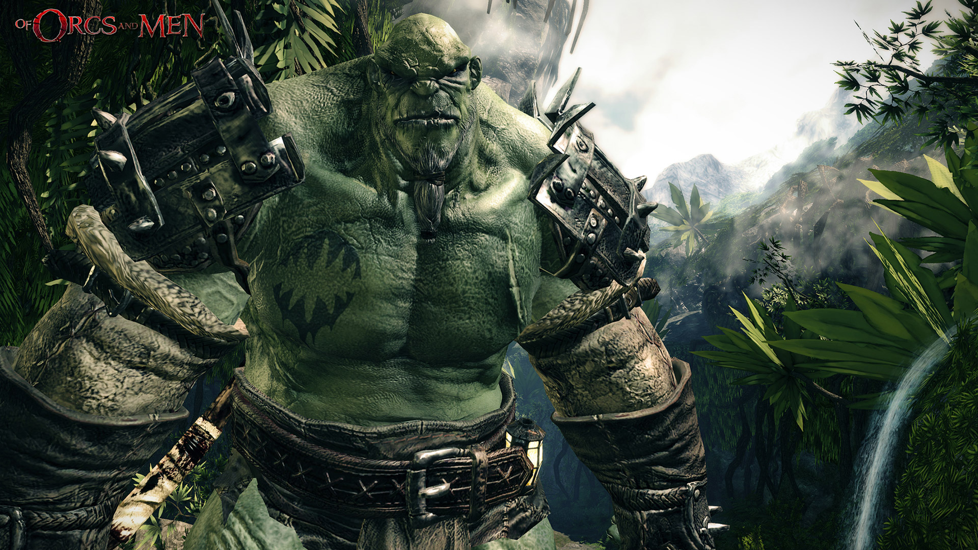 Of Orcs and Men Wallpaper in 1920x1080