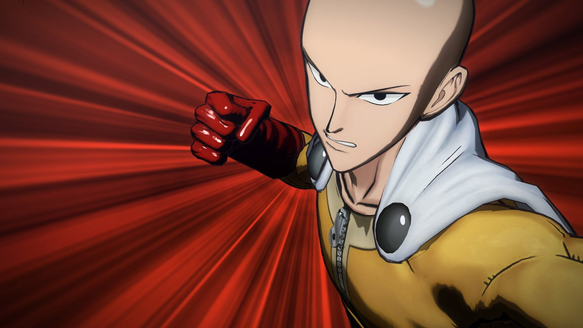 Free One Punch Man: A Hero Nobody Knows Wallpaper in 1920x1080