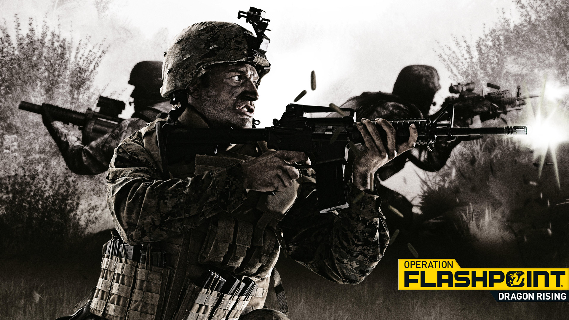 Operation Flashpoint: Dragon Rising Wallpaper in 1920x1080