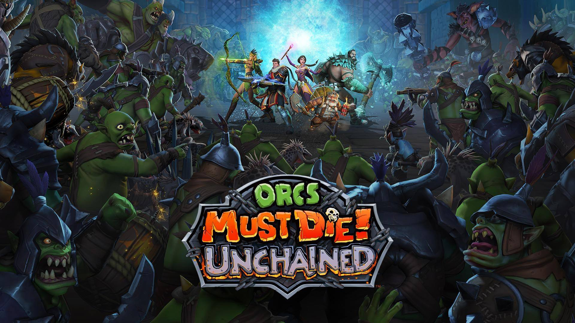 Free Orcs Must Die! Unchained Wallpaper in 1920x1080