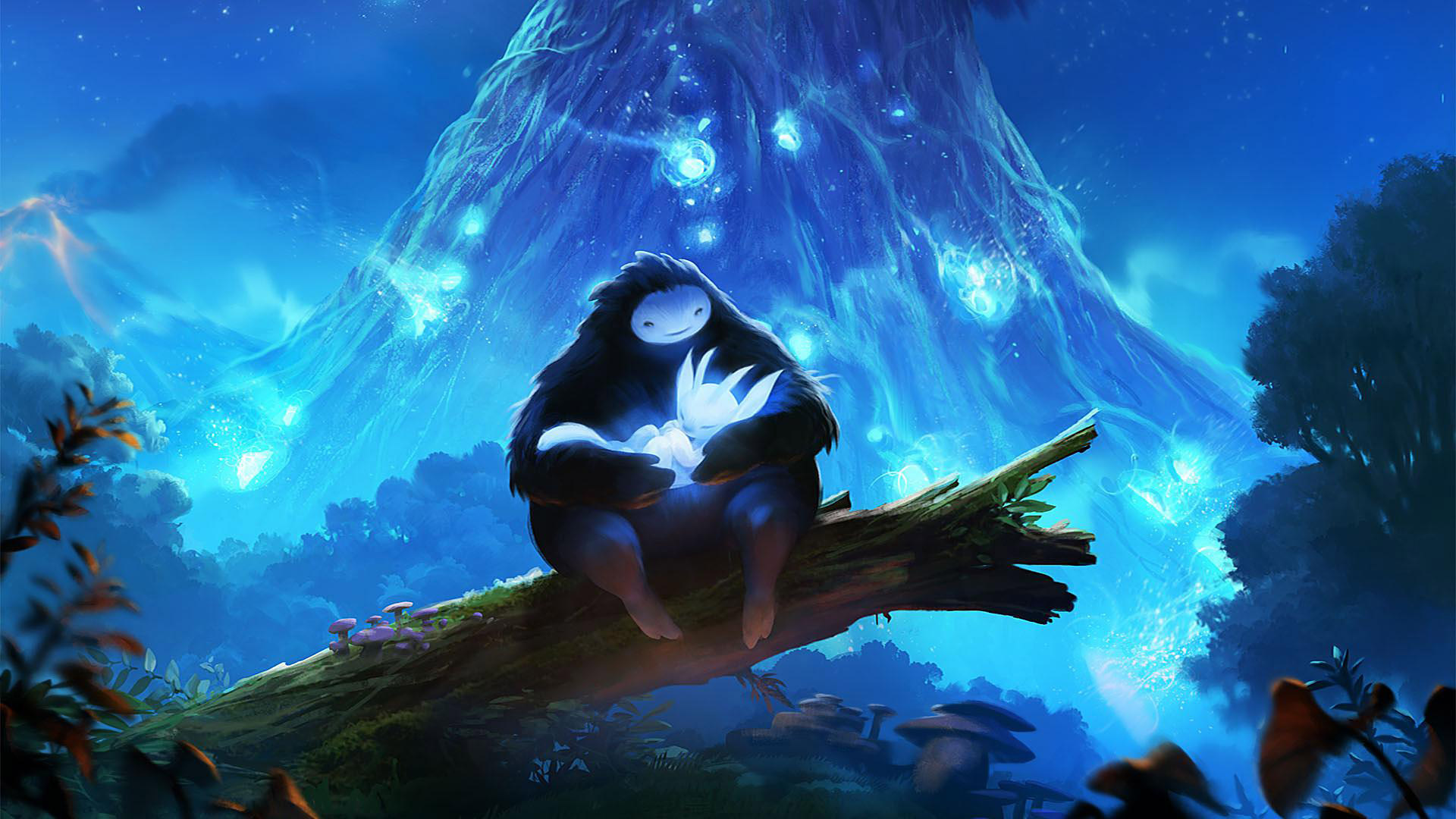 Ori And The Blind Forest Wallpaper in 1920x1080