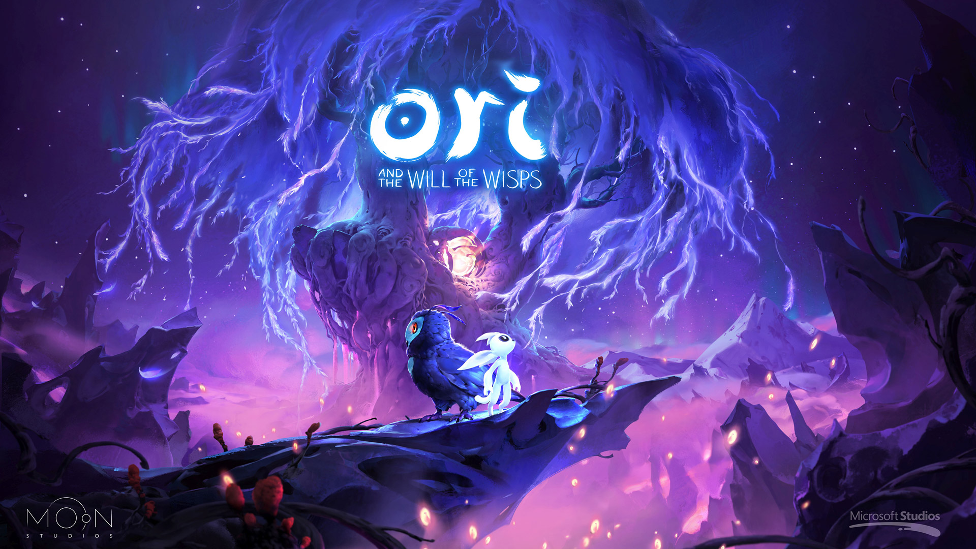 Free Ori and The Will of The Wisps Wallpaper in 1920x1080