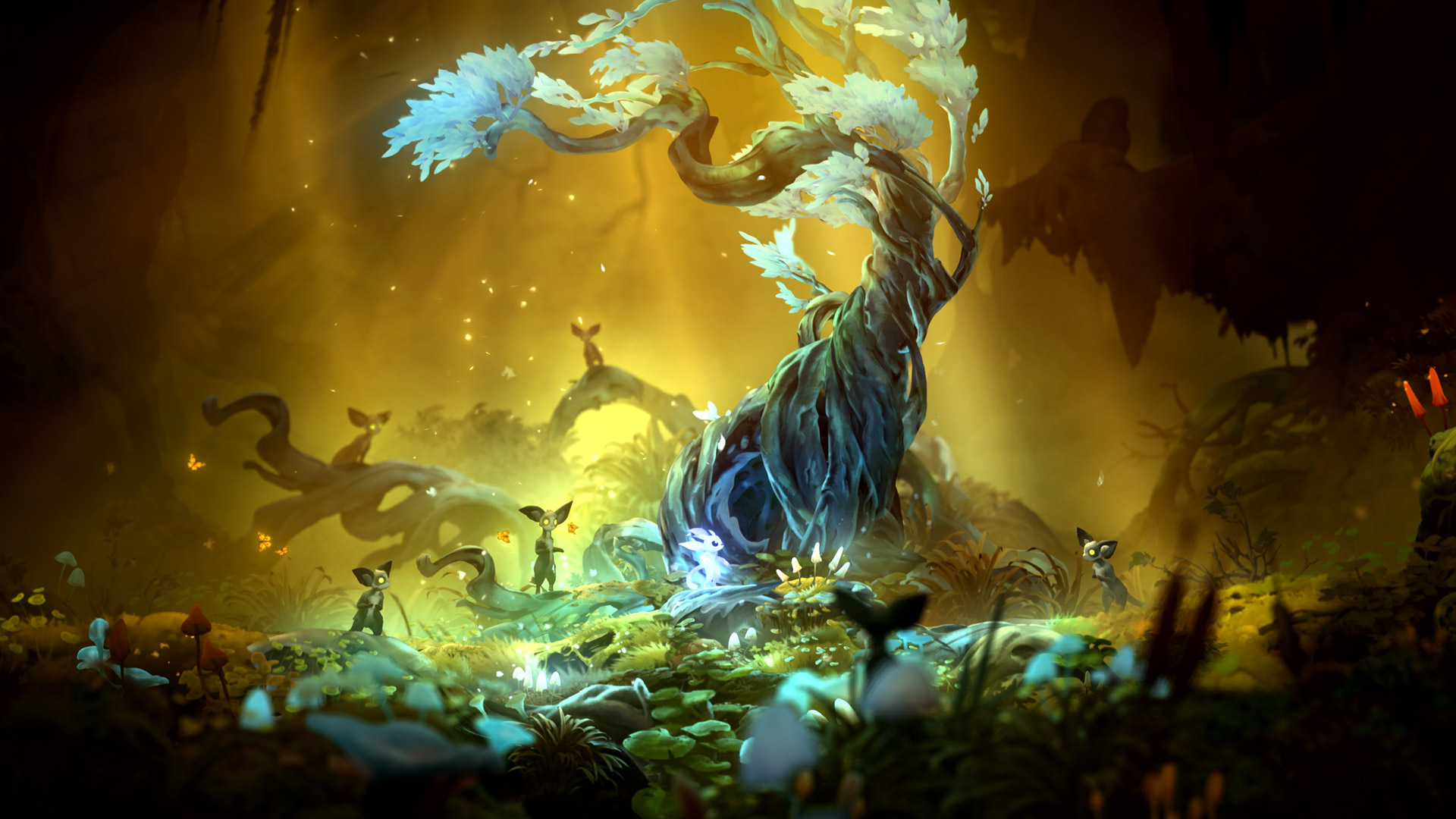 Ori and The Will of The Wisps Wallpaper in 1920x1080