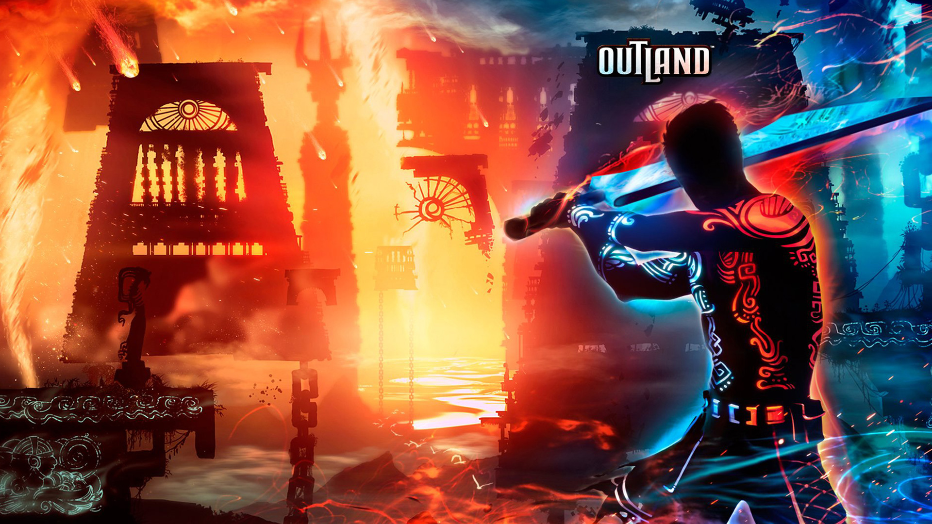 Outland Wallpaper in 1920x1080