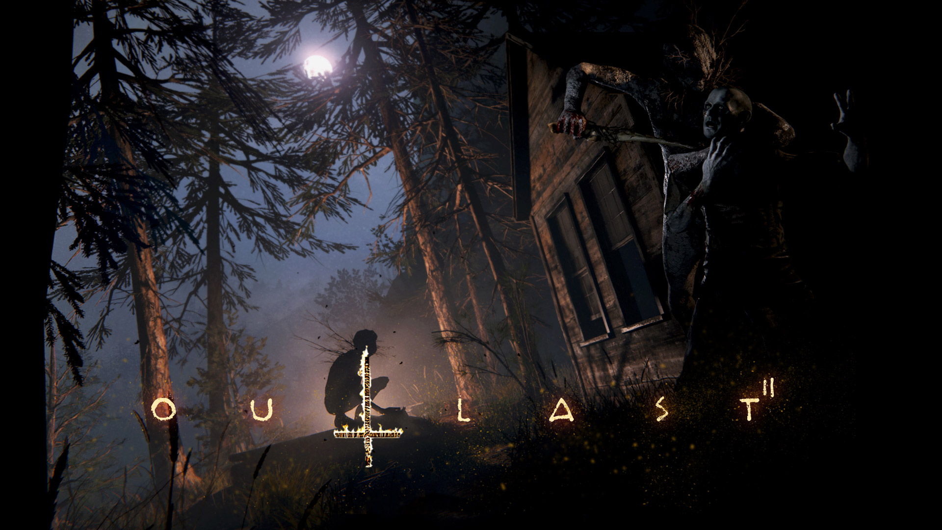 Free Outlast 2 Wallpaper in 1920x1080