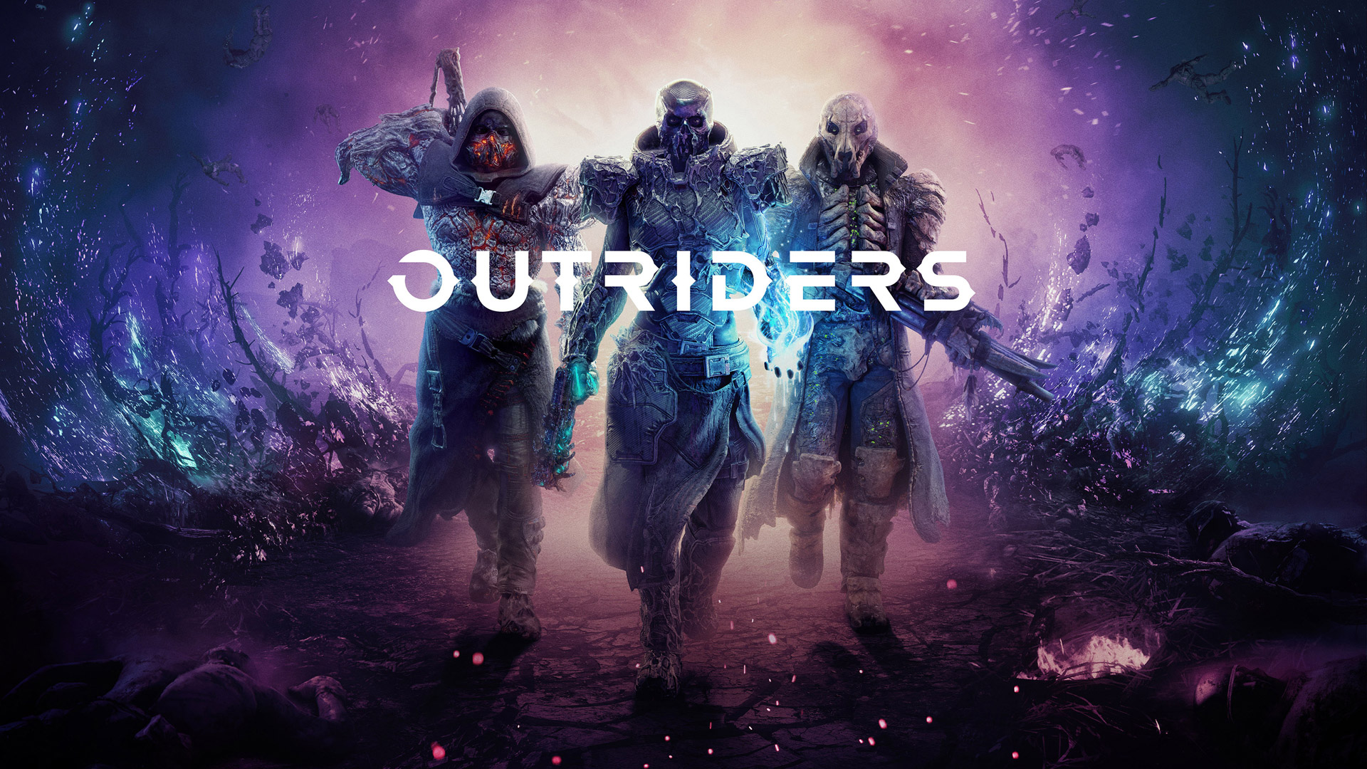 Free Outriders Wallpaper in 1920x1080