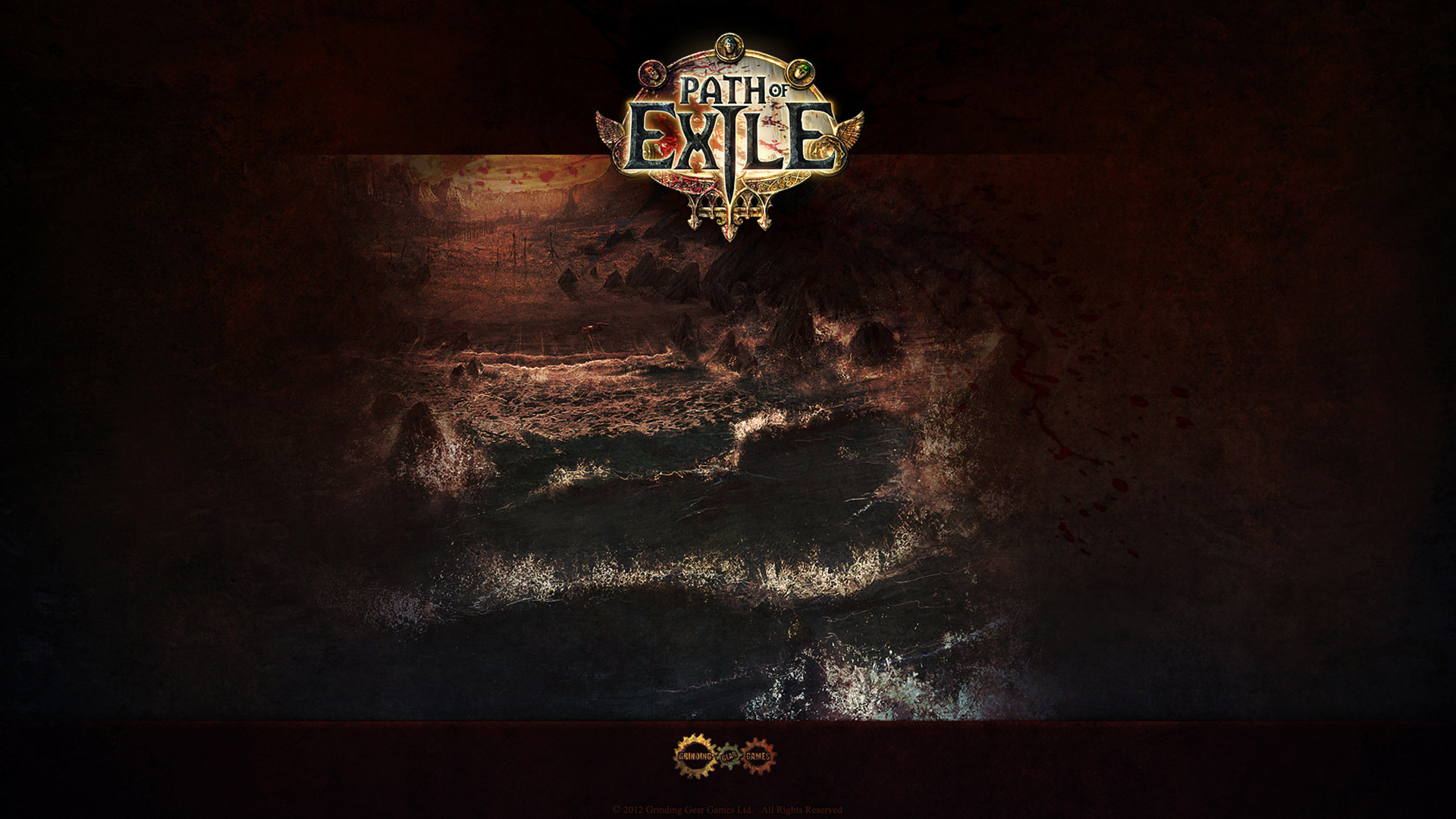 Free Path of Exile Wallpaper in 1920x1080