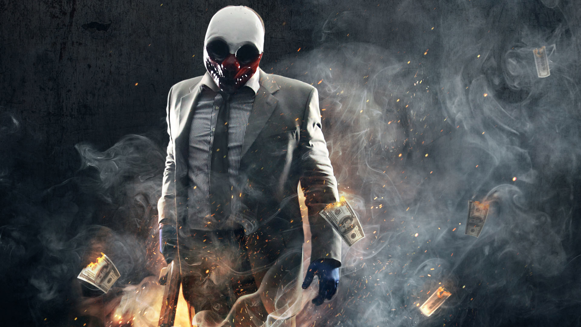 Payday 2 Wallpaper in 1920x1080