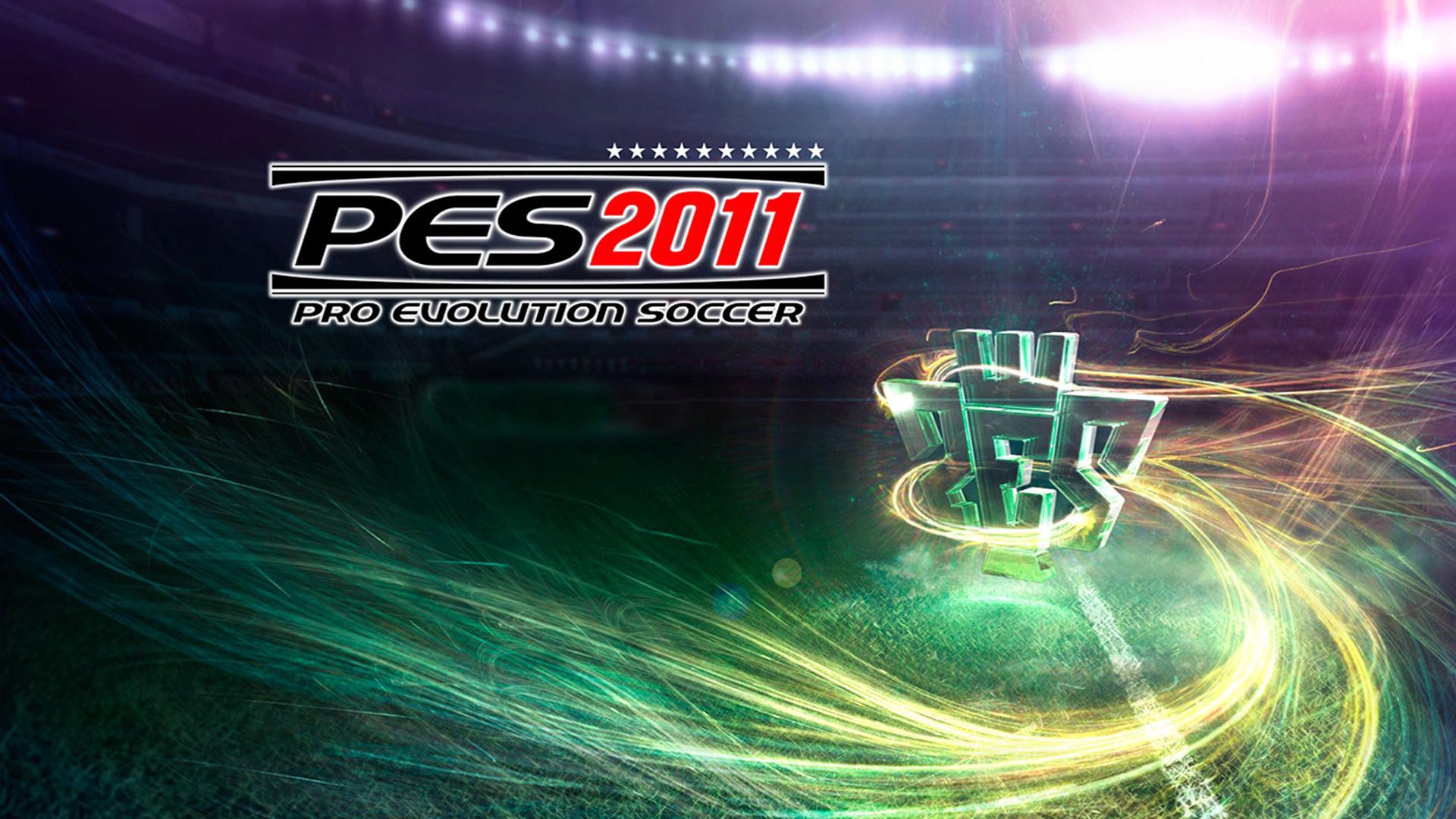 Pro Evolution Soccer 2011 Wallpaper in 1920x1080