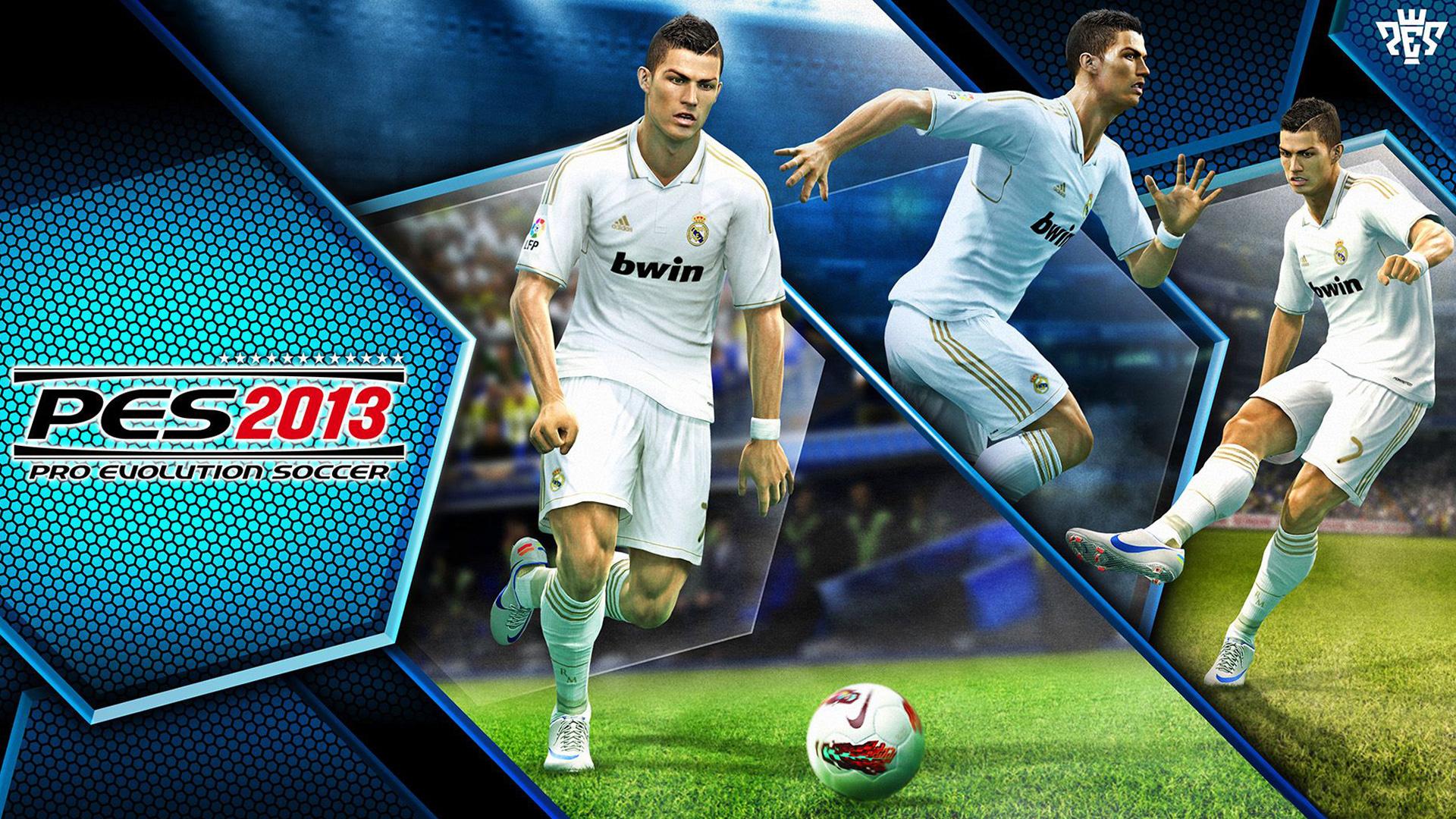 Pro Evolution Soccer 2013 Wallpaper in 1920x1080