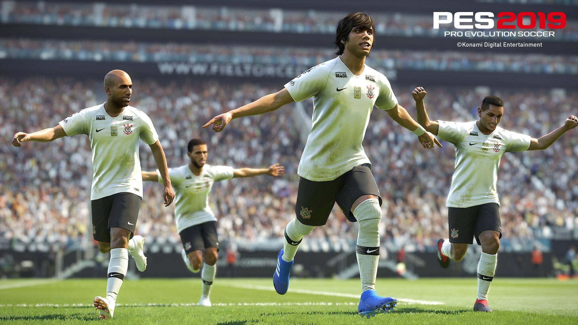 Free Pro Evolution Soccer 2019 Wallpaper in 1920x1080