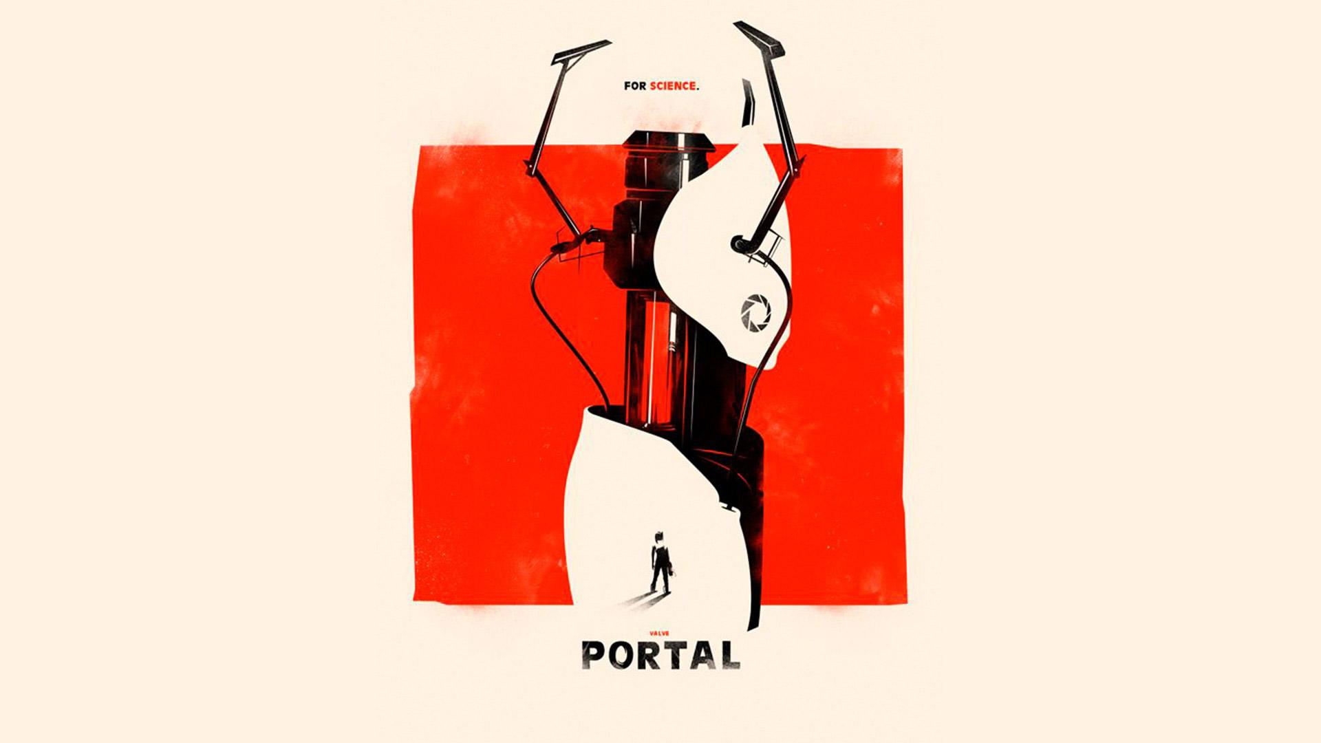 Free Portal Wallpaper in 1920x1080