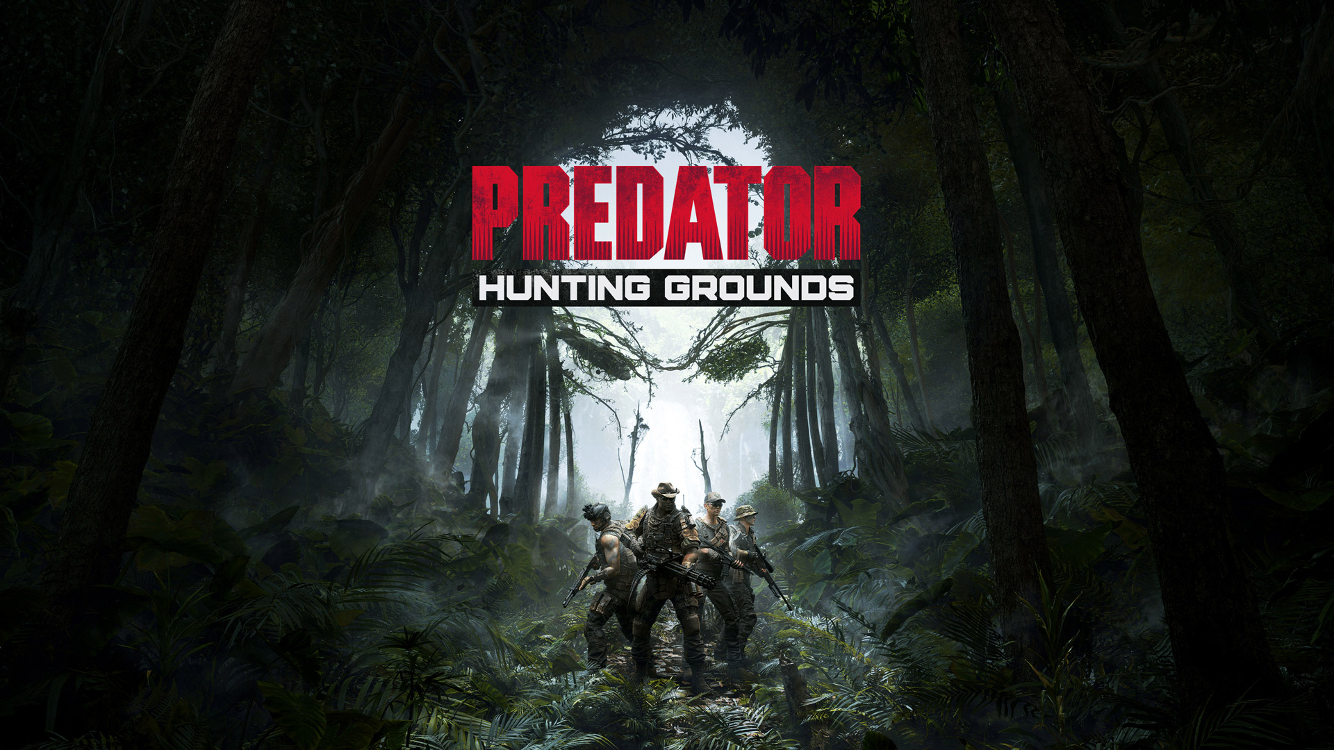 Free Predator: Hunting Grounds Wallpaper in 1920x1080