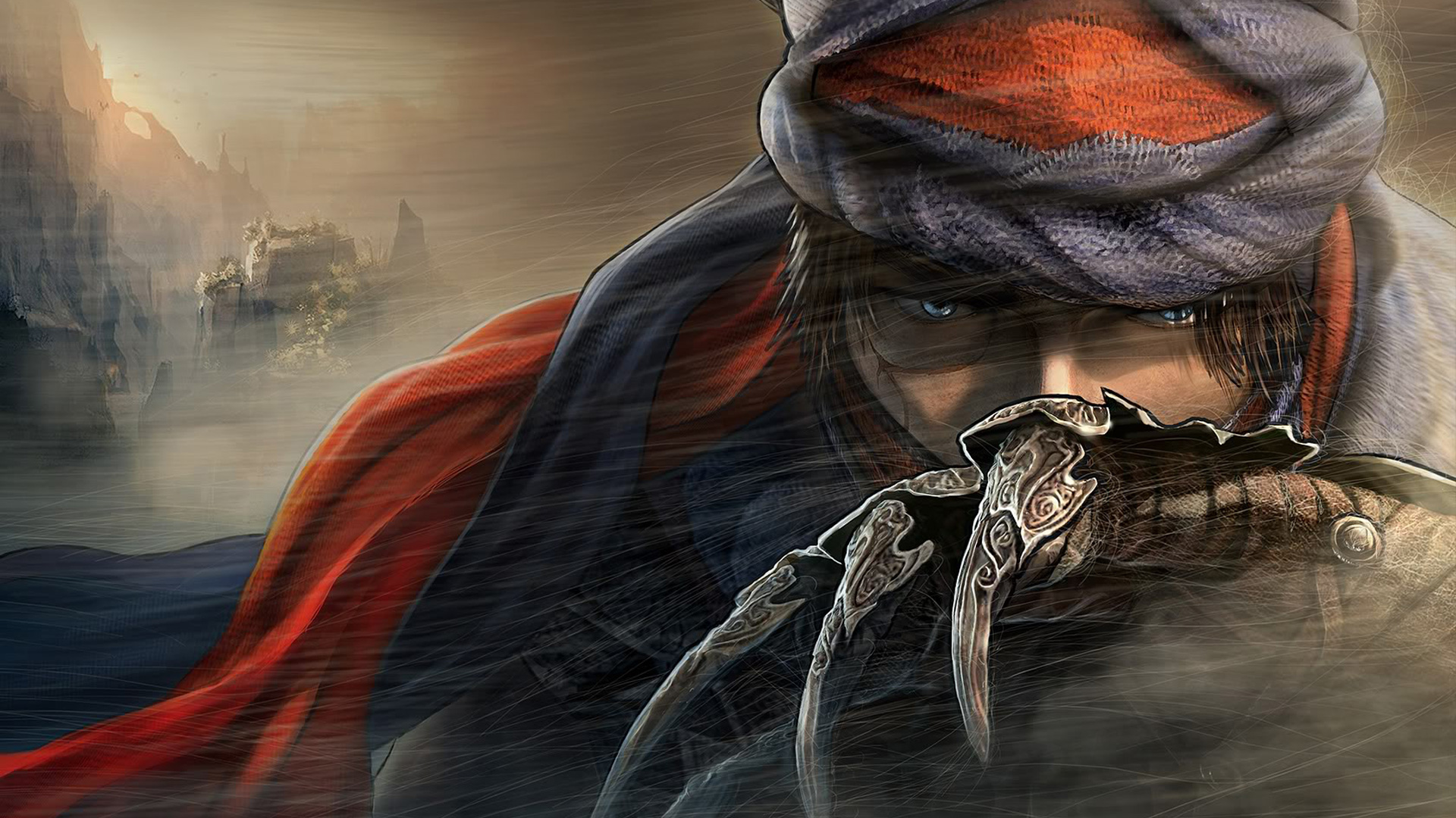 Free Prince of Persia Wallpaper in 1920x1080