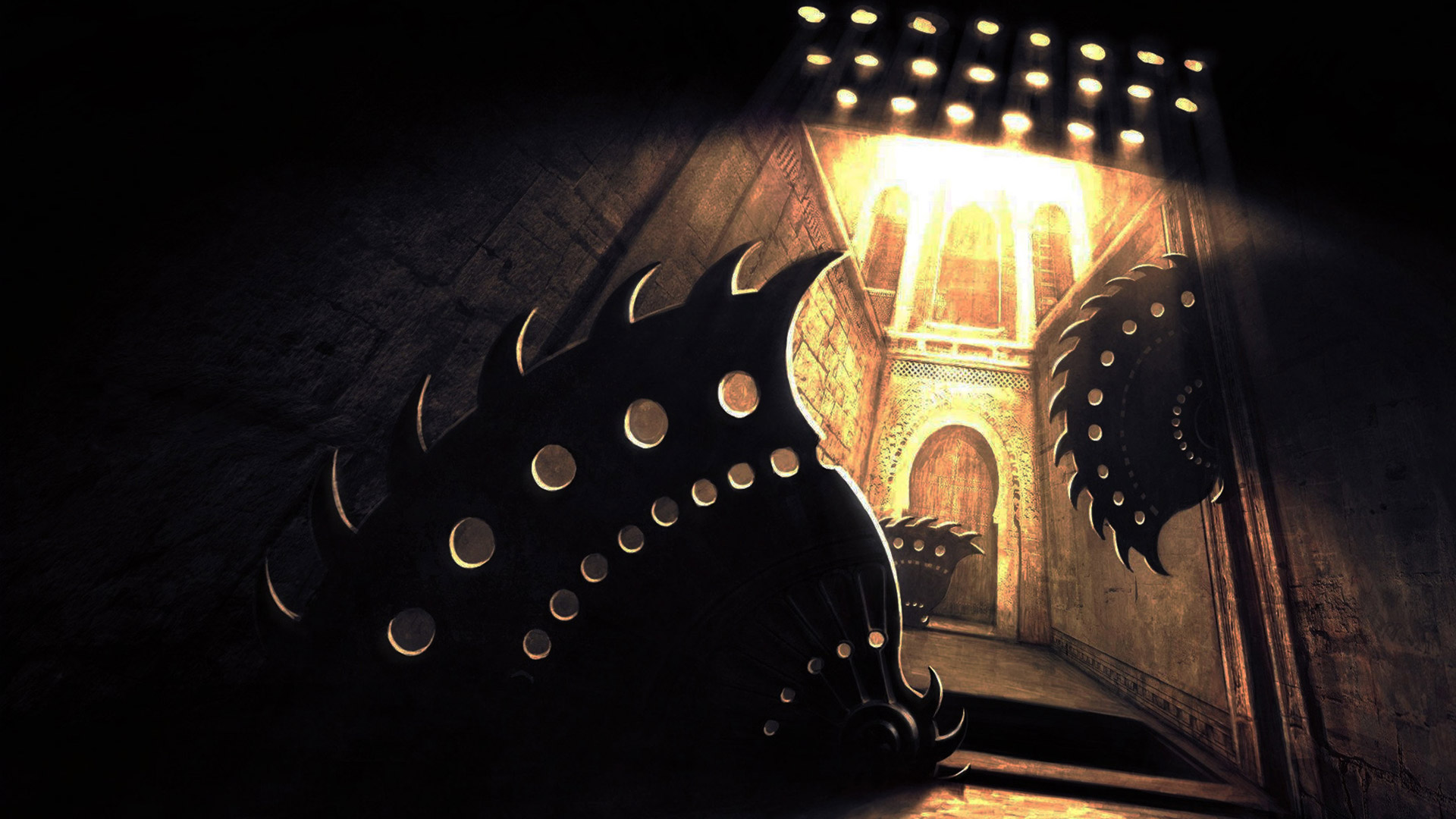Prince of Persia: The Sands of Time Wallpaper in 1920x1080