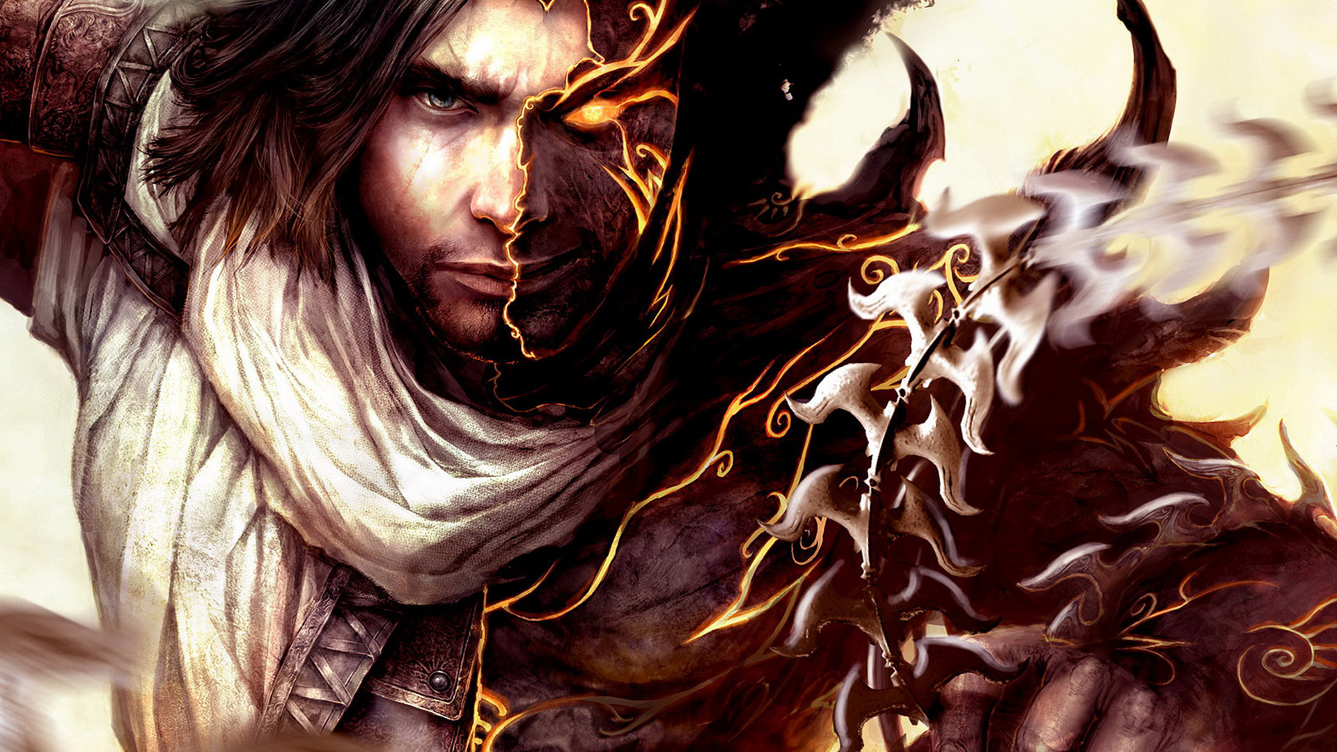 Free Prince of Persia: The Two Thrones Wallpaper in 1920x1080