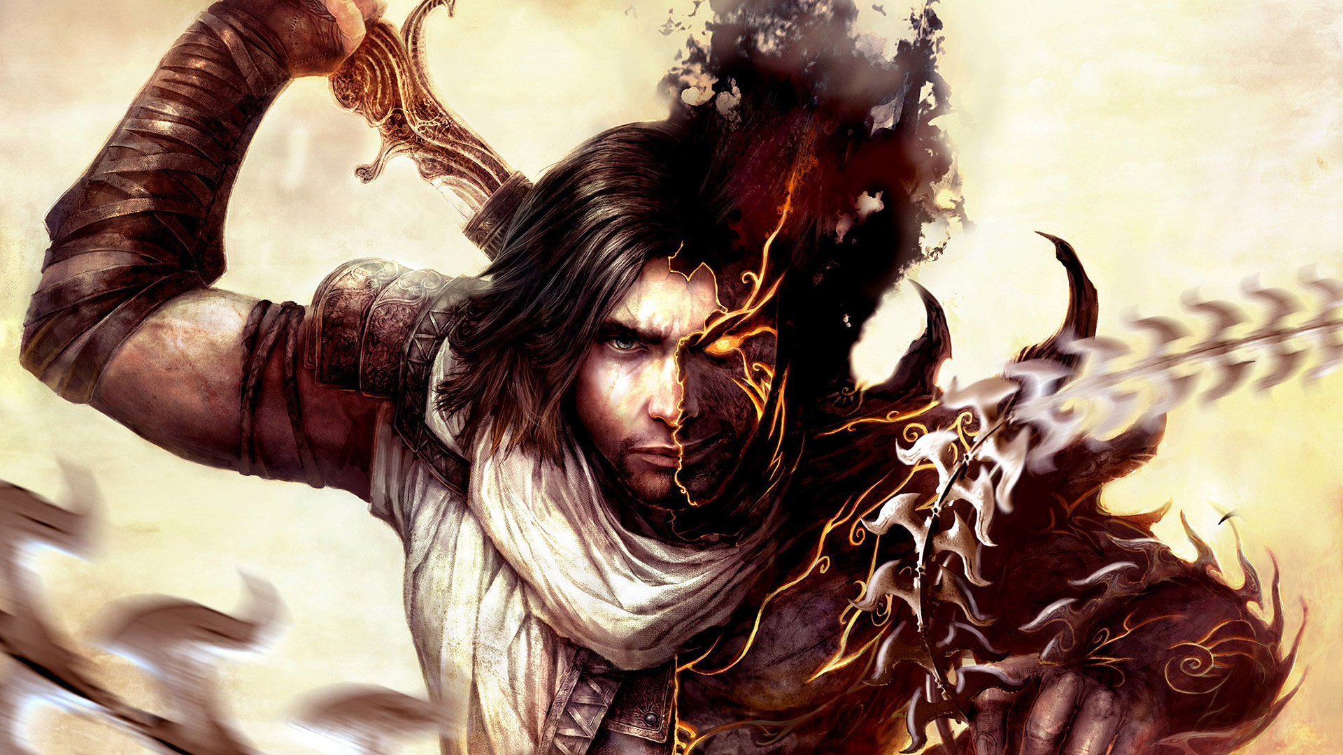 Prince of Persia: The Two Thrones Wallpaper in 1920x1080