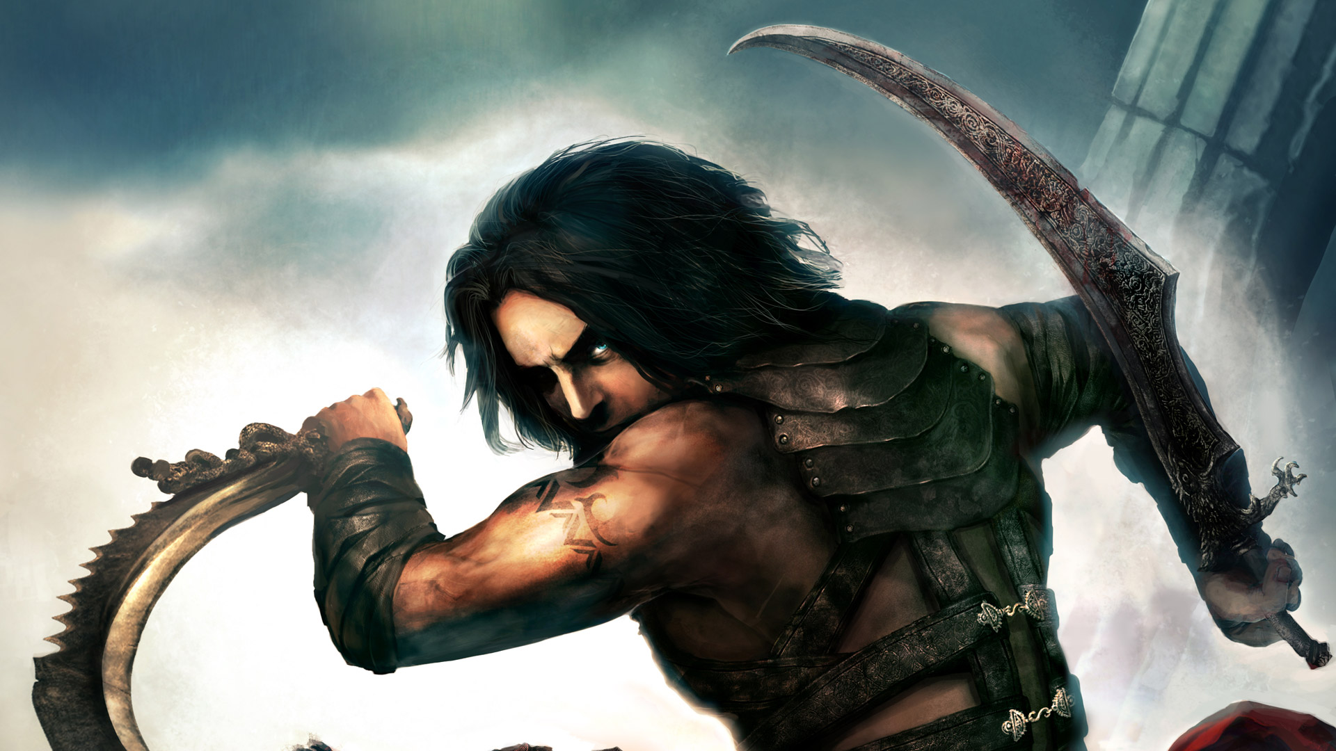 Prince of Persia: Warrior Within Wallpaper in 1920x1080